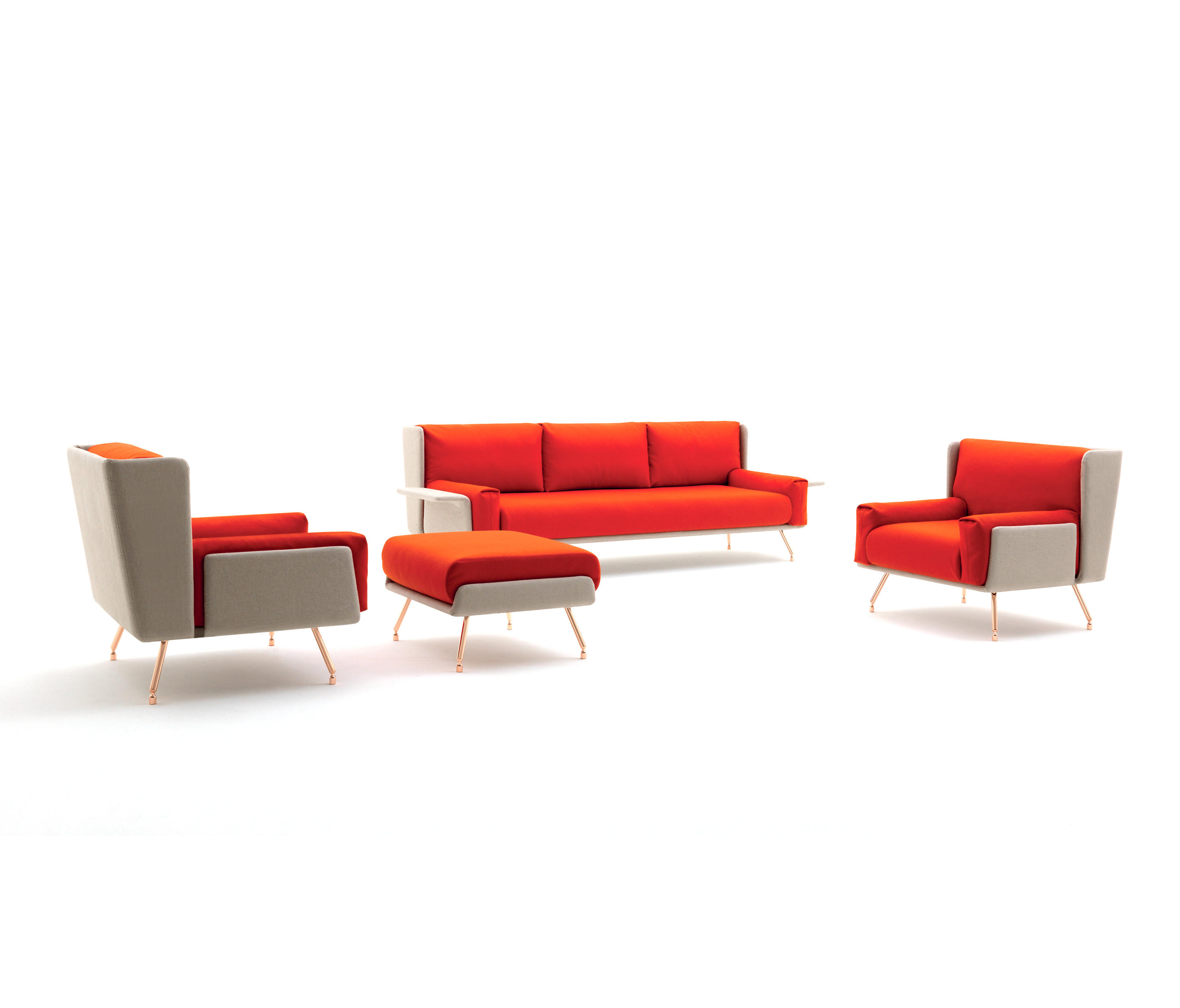 Knoll International A Anda Lounge Armchair Armchairs From Knoll International