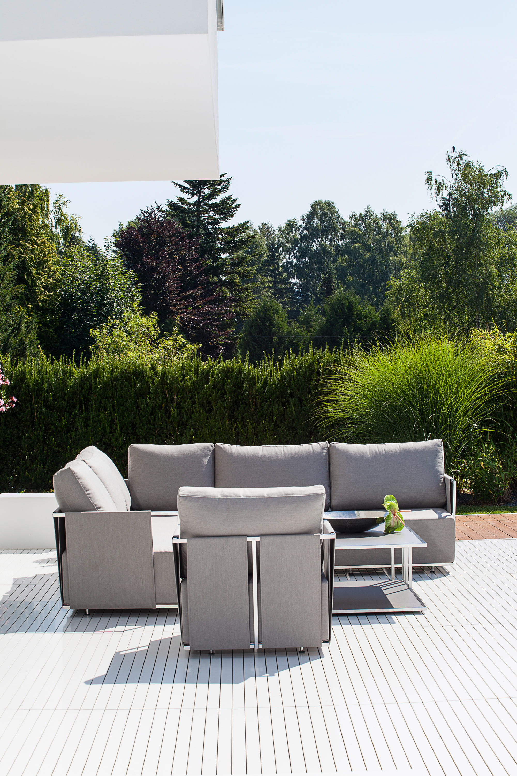 suite cantilever chair garden chairs from fischer mobel