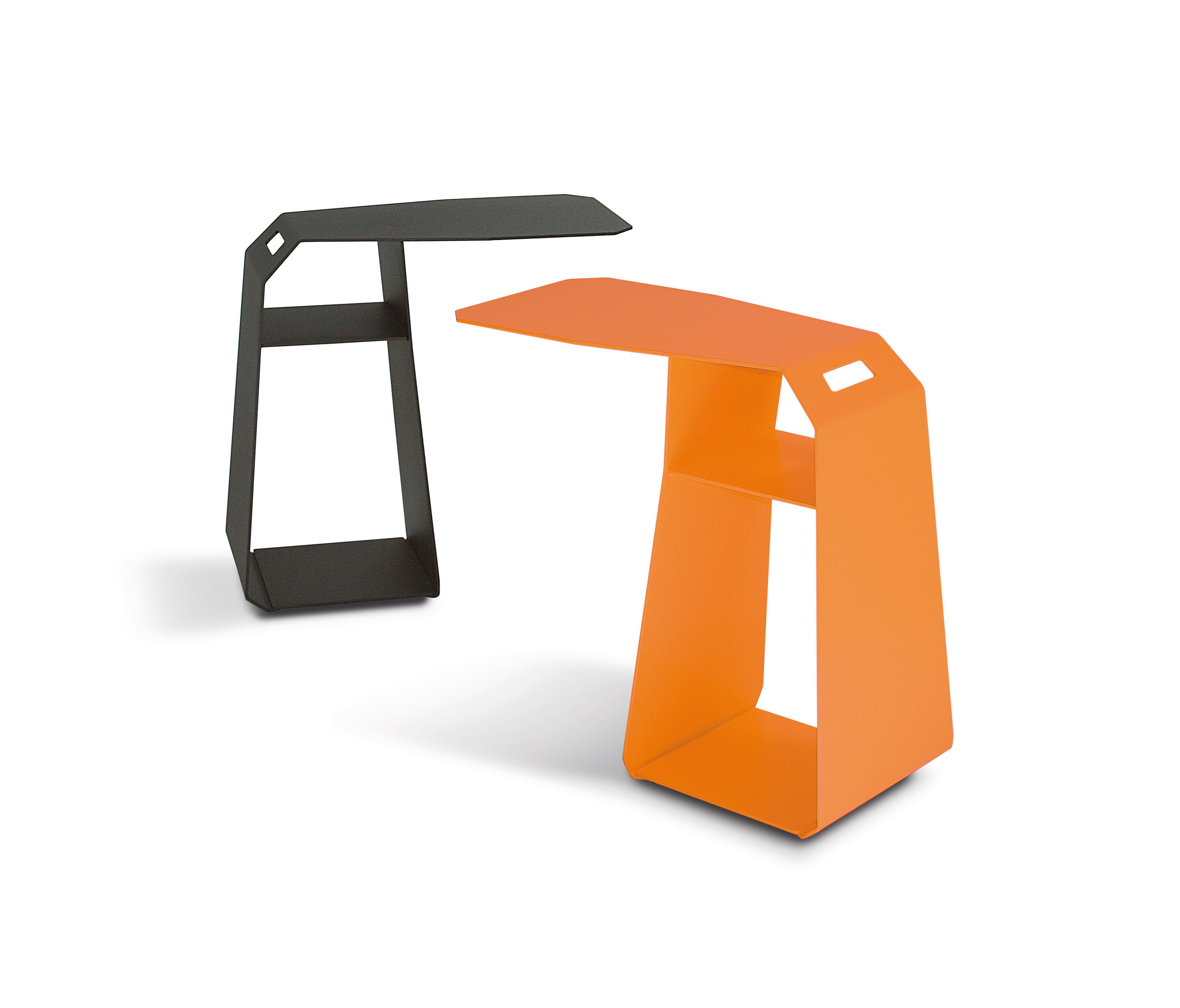 Cendrier Exterieur Orange Unit Table Dappoint Tables D 39appoint De Miiing Architonic
