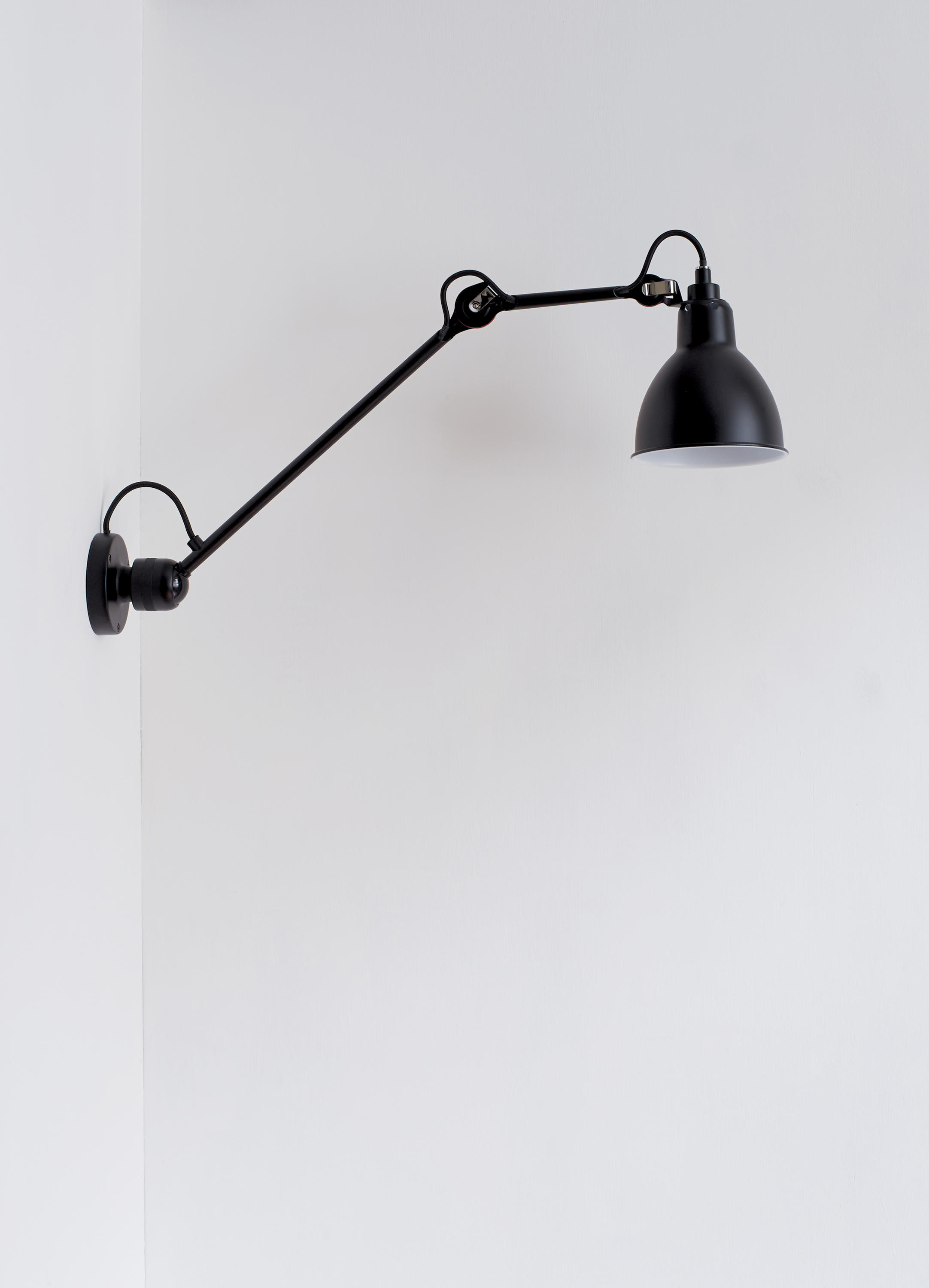 Lampe Gras Lampe Gras N304 Black Wall Lights From Dcw éditions Architonic