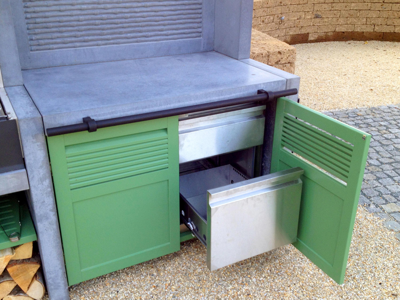 Outdoor Küche Kühlschrank : Outdoor küche kühlschrank outdoor küche edelstahl türen