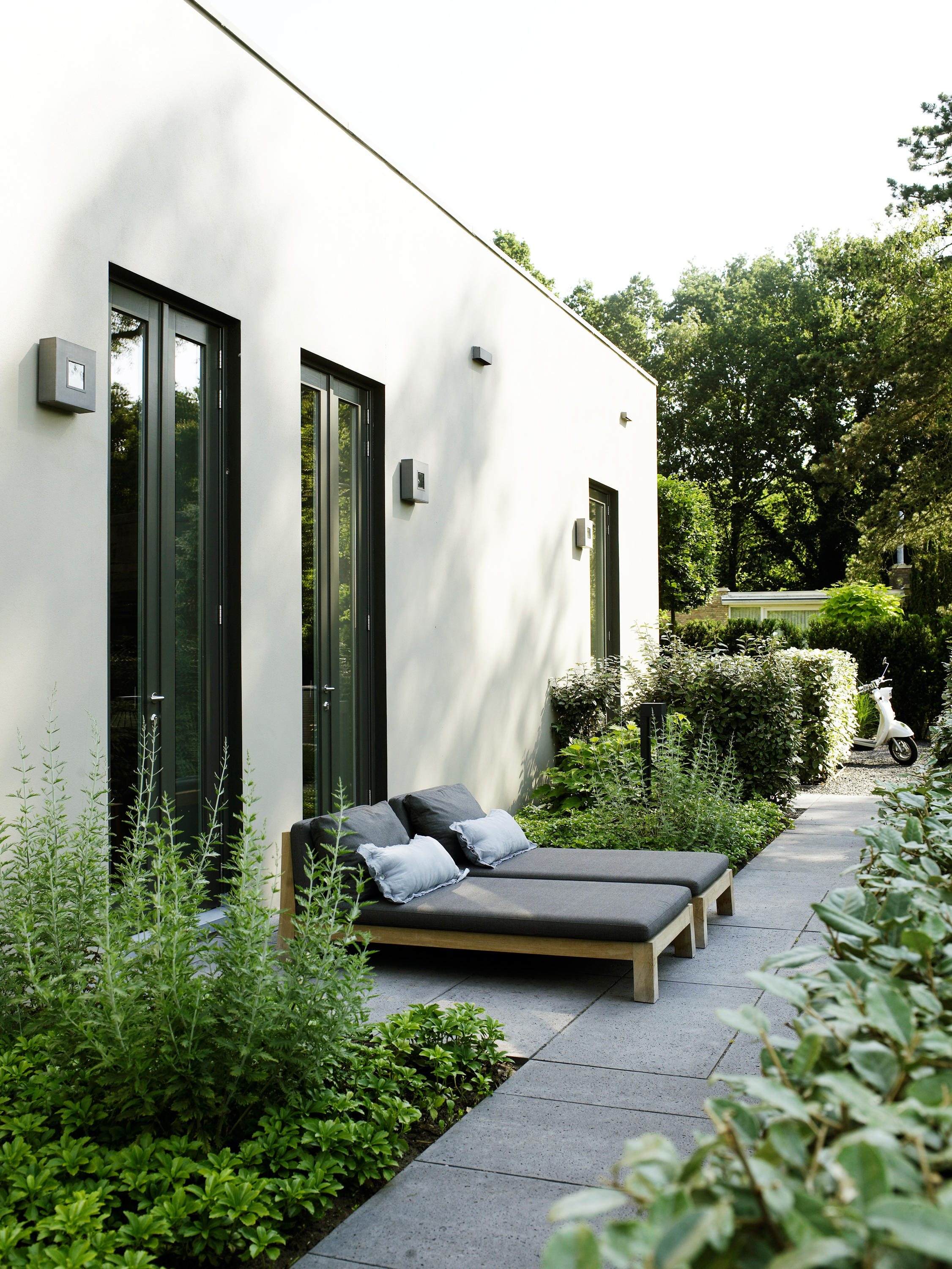 Daybed Frame Gijs Daybed Outdoor - Sun Loungers From Piet Boon | Architonic