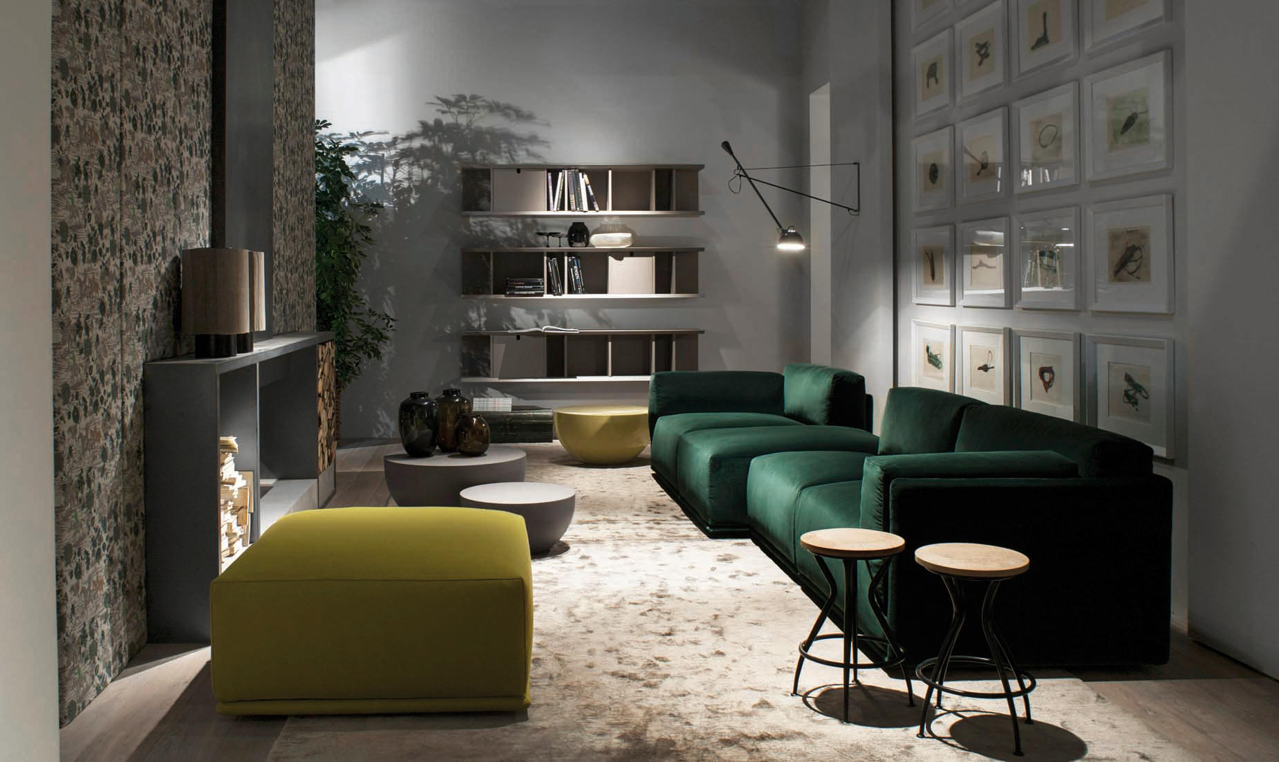 Meridiani Sofa Bacon Kuoio - Divani Meridiani | Architonic