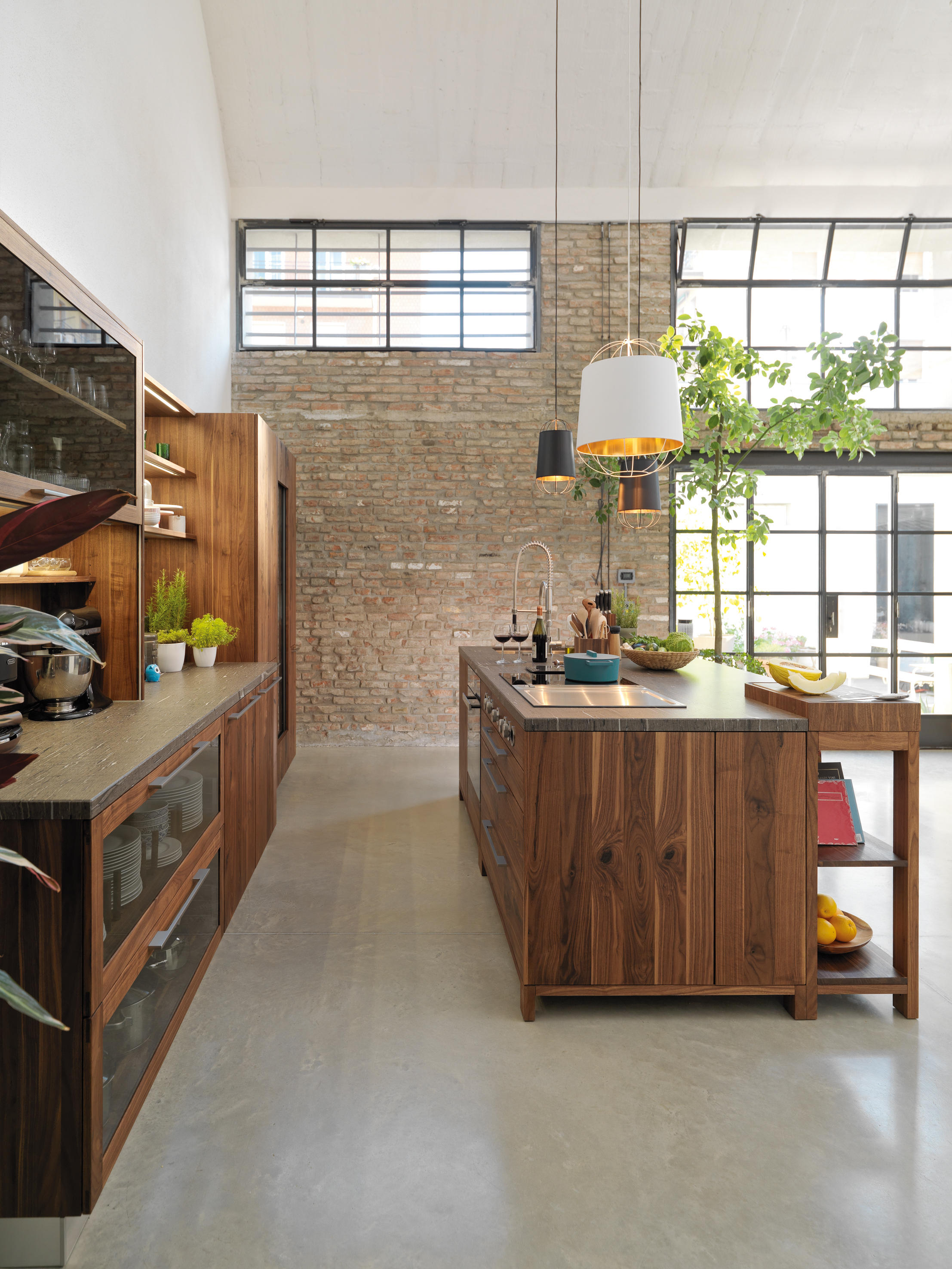 Team 7 Küche Kosten Loft Kitchen - Fitted Kitchens From Team 7 | Architonic