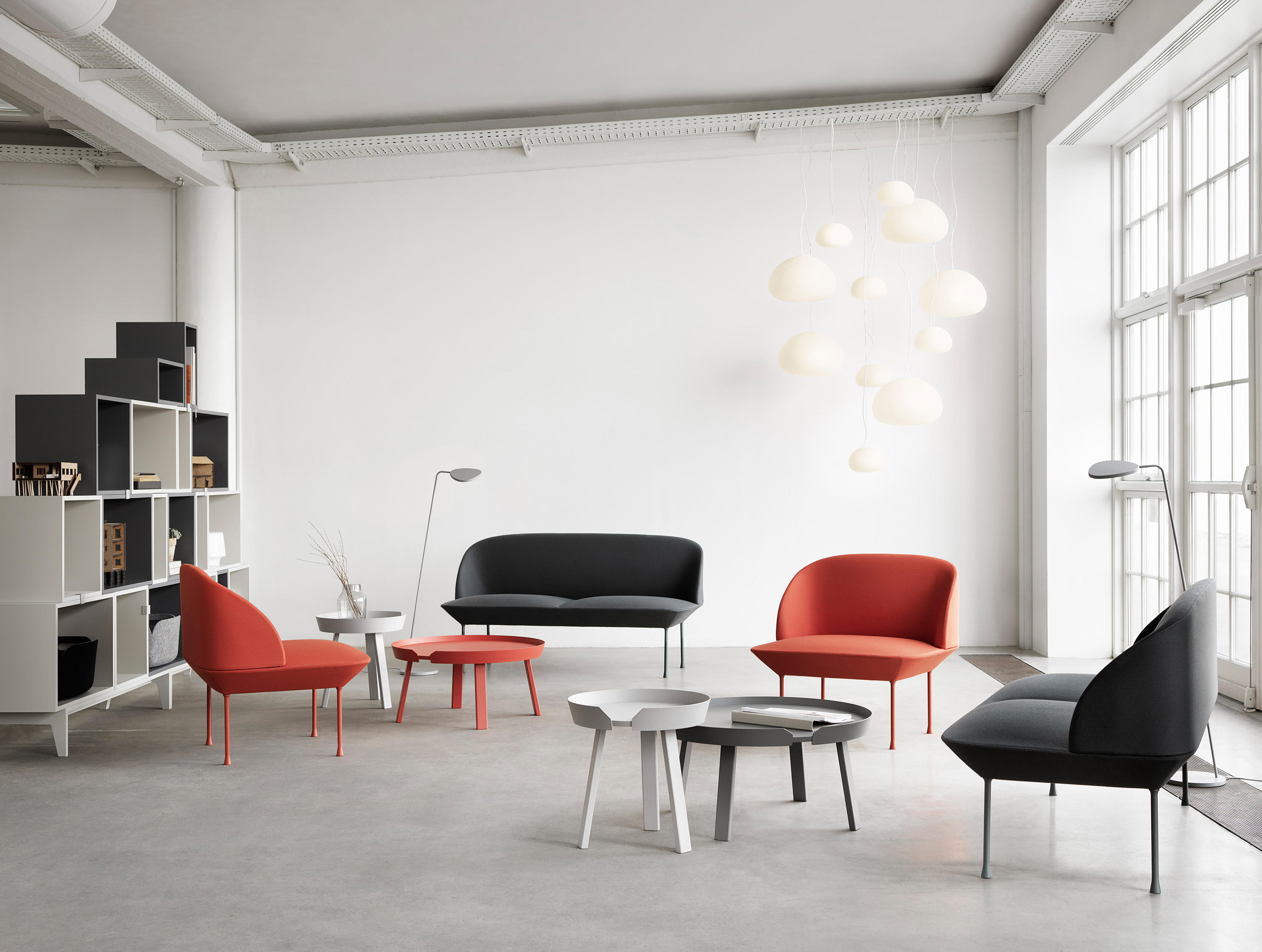 Sofa Design Grey Colour Oslo | Chair - Armchairs From Muuto | Architonic