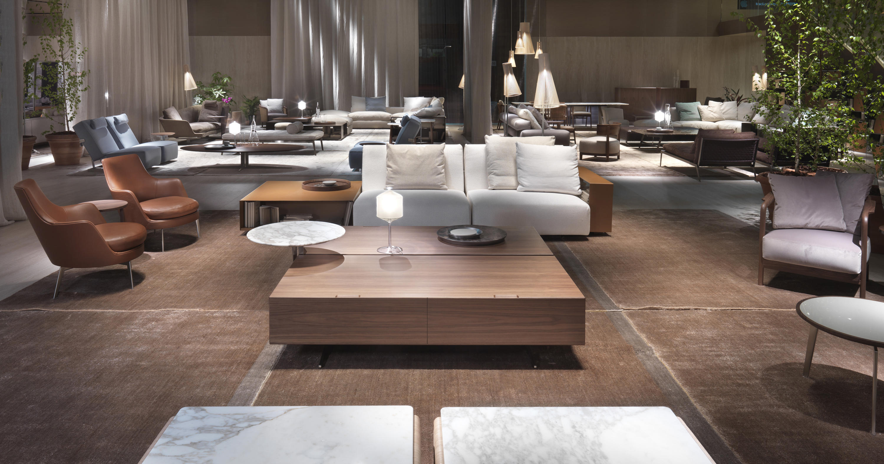 Beistelltisch Aluminium Piuma - Coffee Tables From Flexform | Architonic