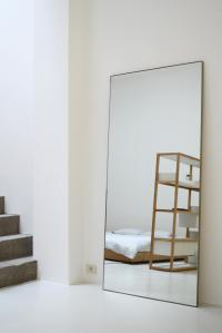 STEEL FRAME MIRROR - Mirrors from Bautier | Architonic
