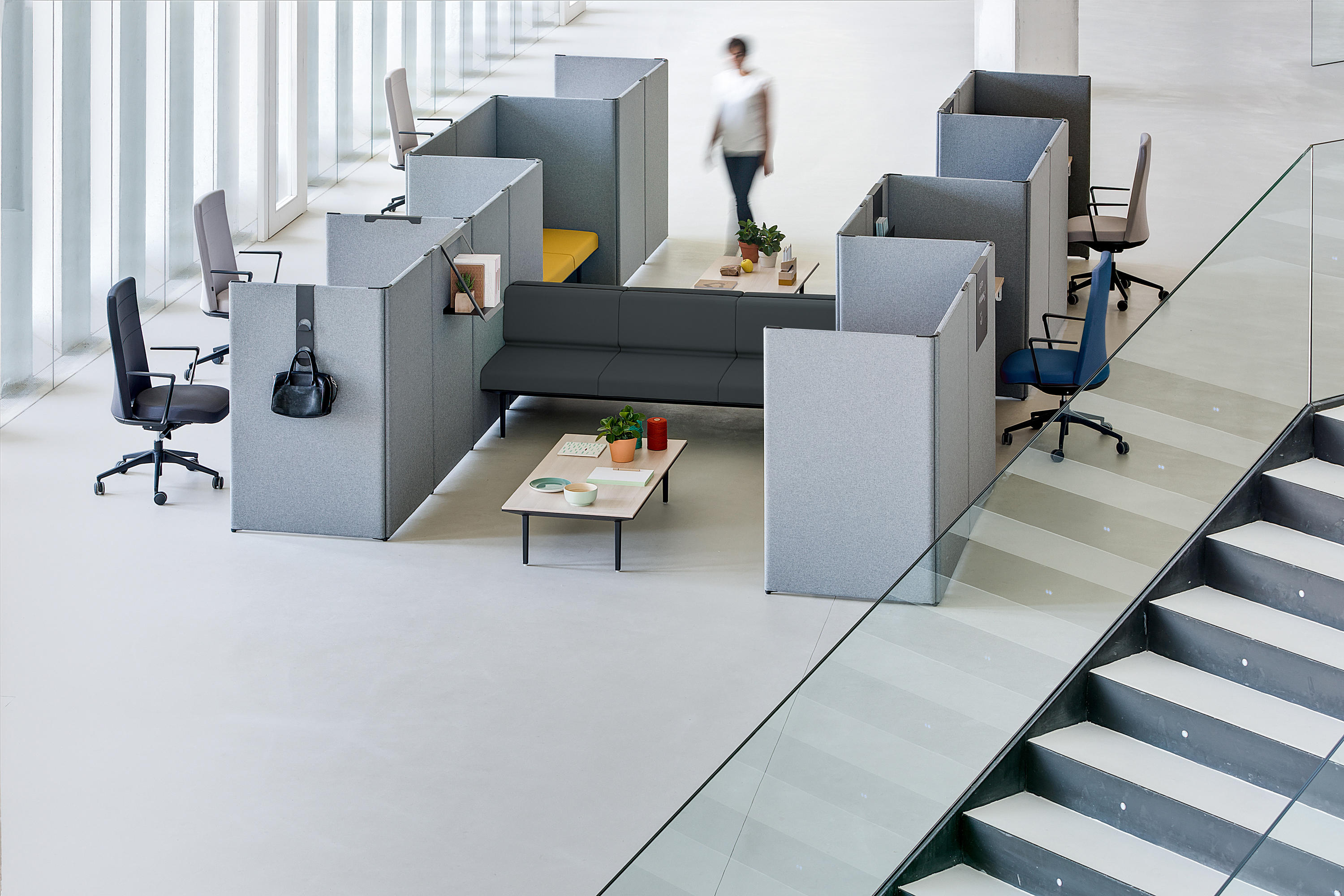 Muebles Oficina Modernos Link - Desks From Actiu | Architonic