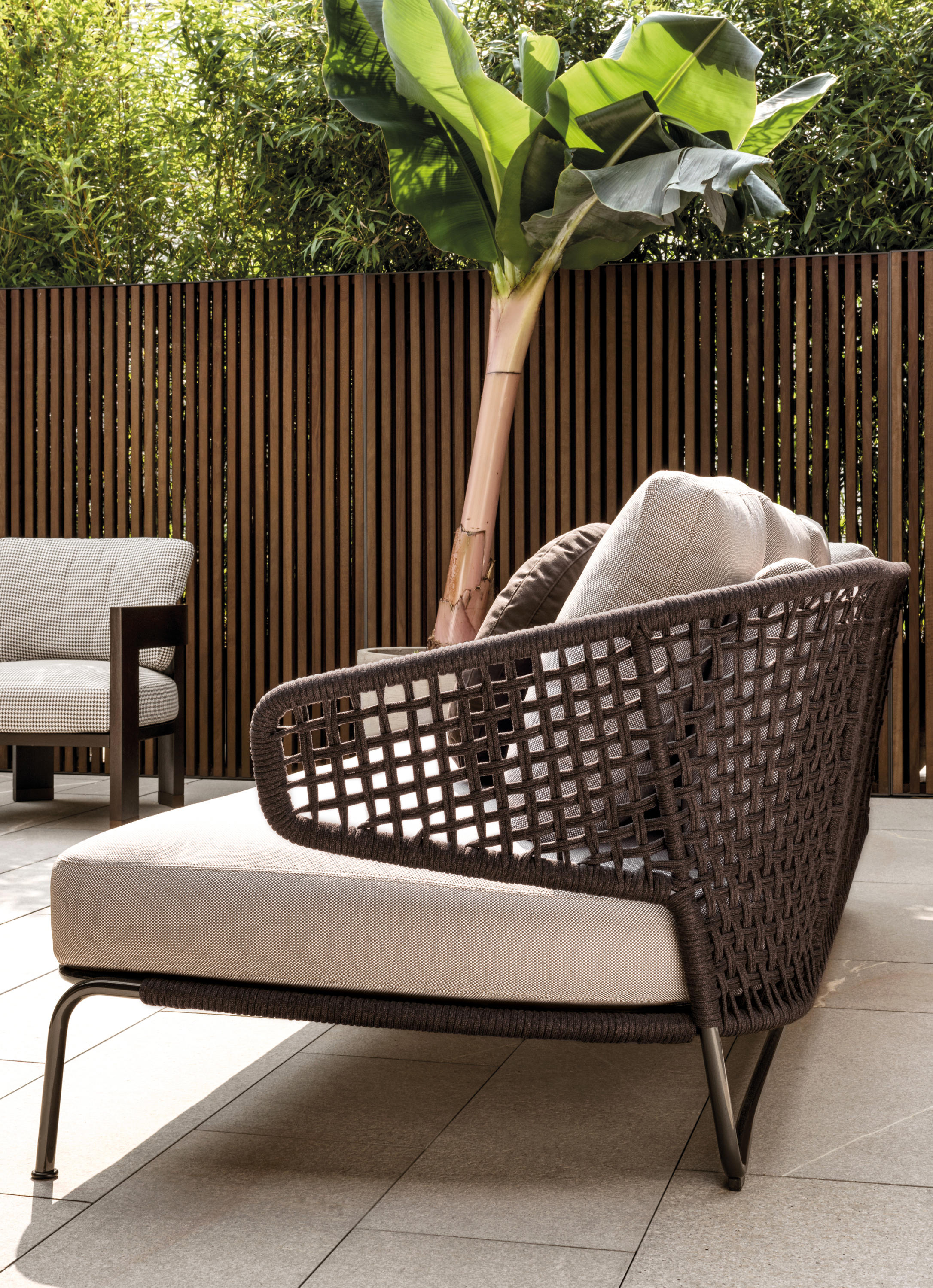 "Sofa Fabric List Aston ""cord"" Outdoor - Sofas From Minotti 