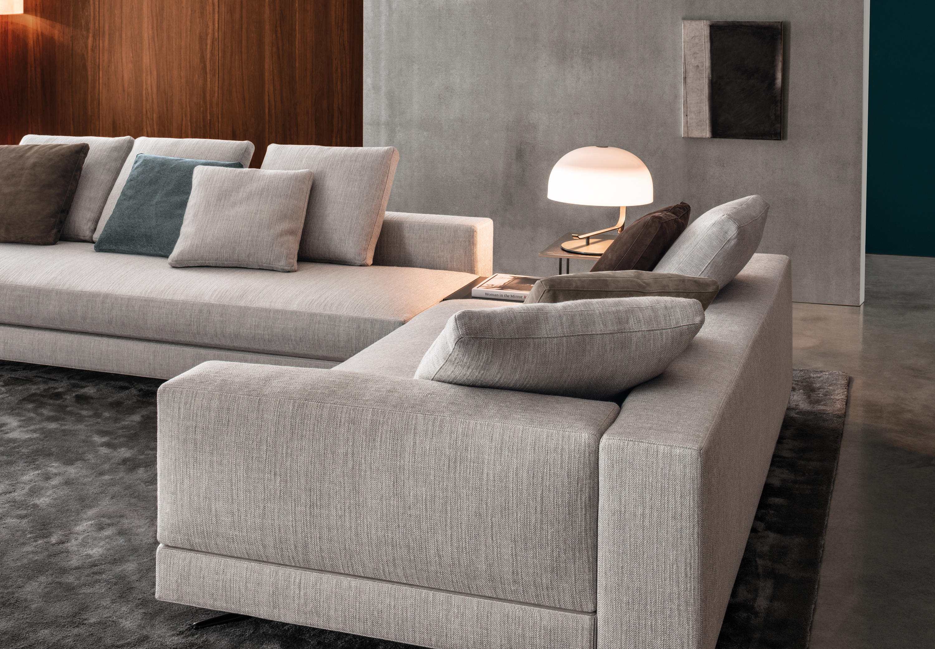 Sofa Fabric List White - Sofas From Minotti | Architonic