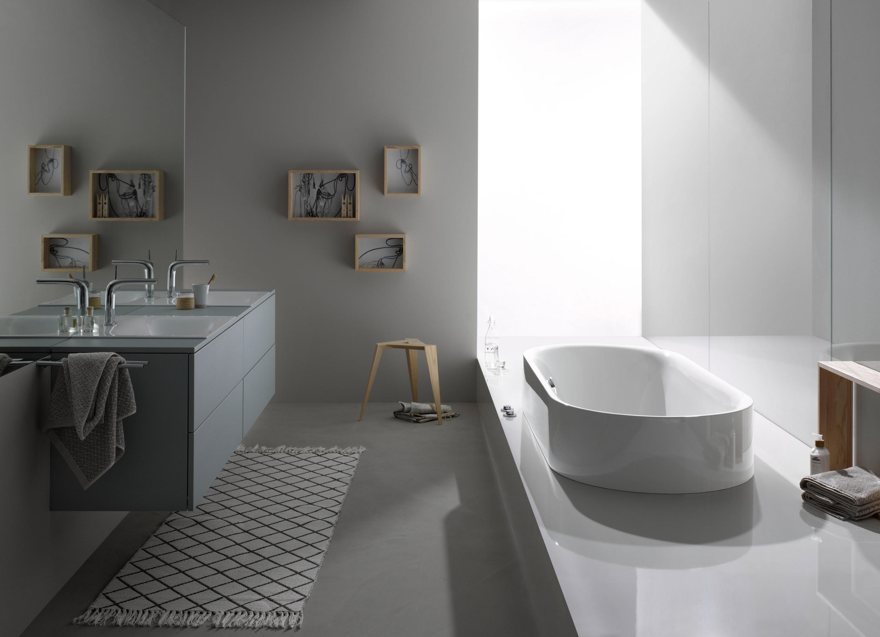 Baignoire Ovale Encastrable Bettelux Oval Bath Bathtubs From Bette Architonic
