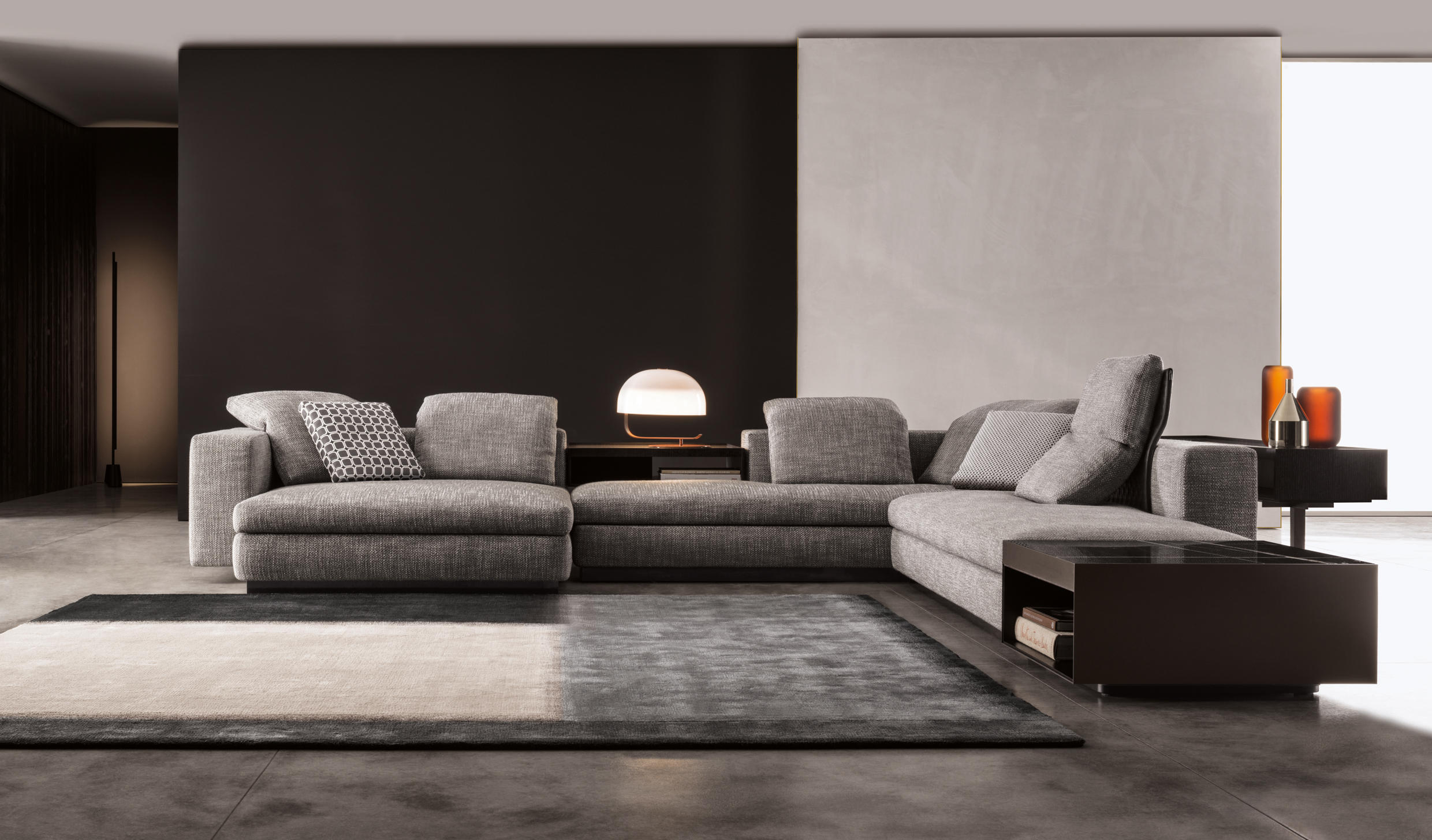 Sofa Yang Yang Sofas From Minotti Architonic