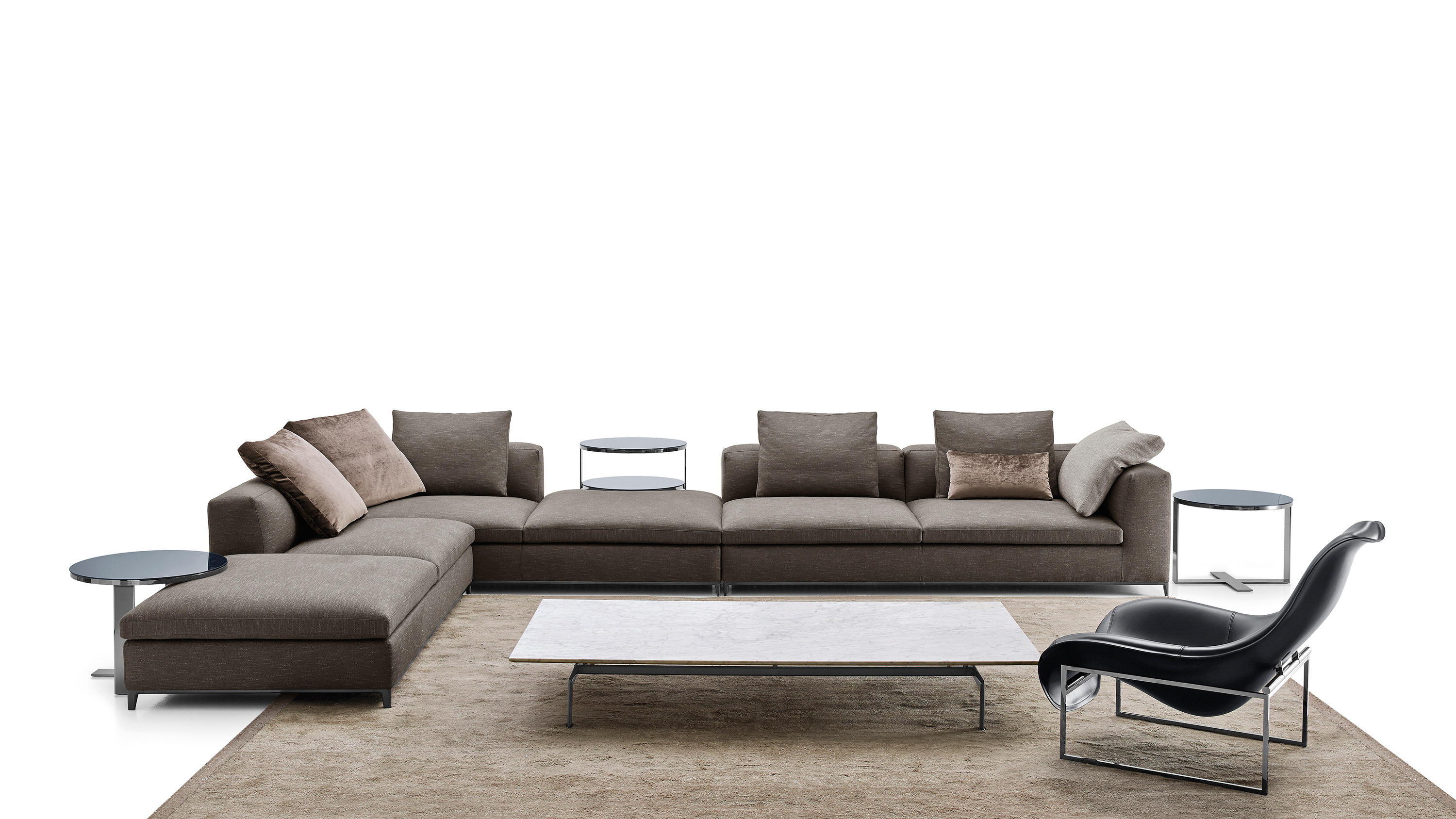 Arti Modular B And B Sofa Tufty Too Le Belle Arti Thesofa