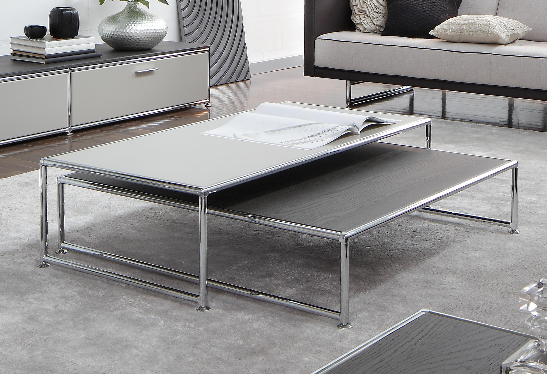 Couchtisch Fridge Coffee Table Coffee Tables From Dauphin Home Architonic