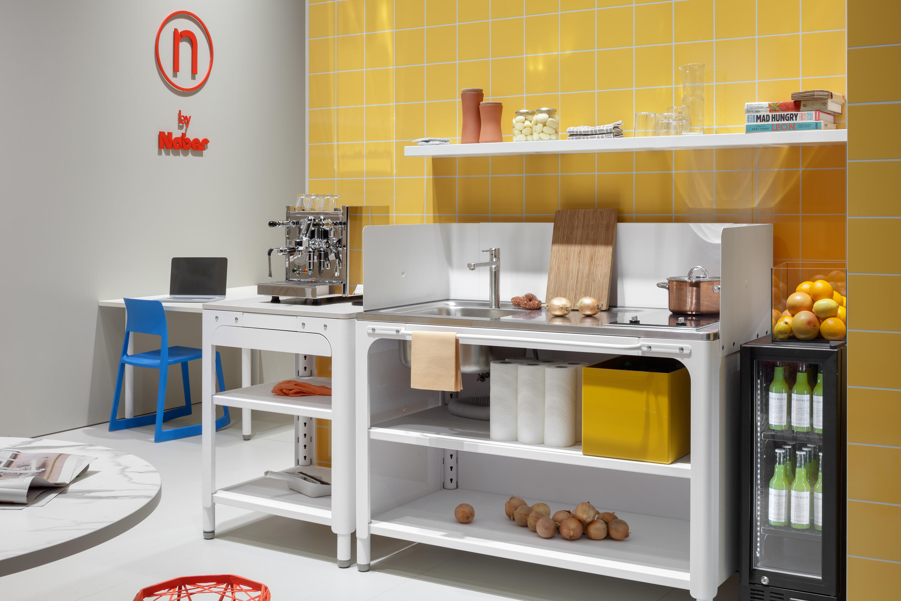 Naber Küchen Concept Kitchen Modular Kitchens From N By Naber Architonic
