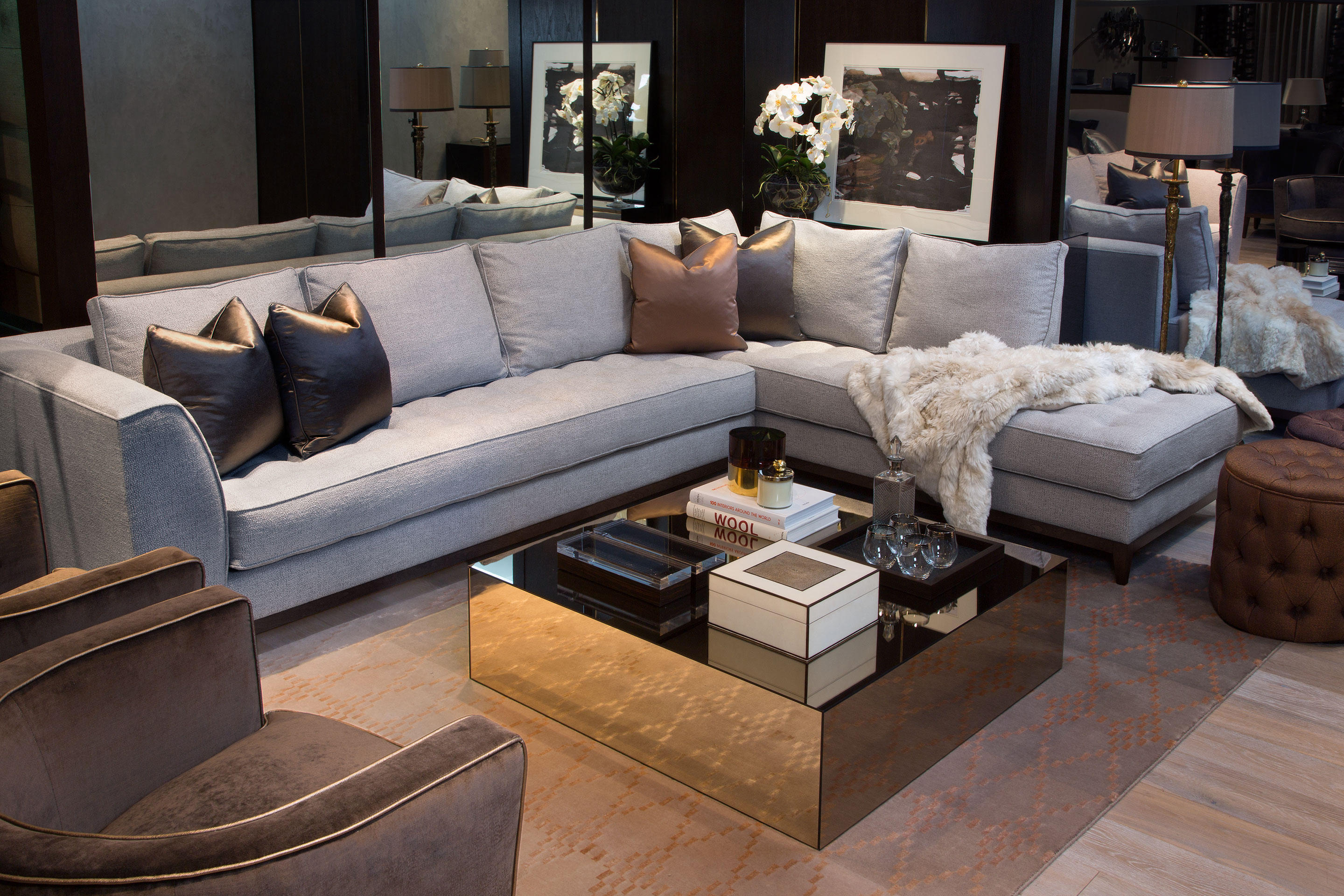 Magnificent Barbican Sofa By Sofa Chair Company Barbican Sofa Sofas From Sofa Chair Company Ltd Sofa Company Warranty Sofa Company Locations houzz-02 The Sofa Company
