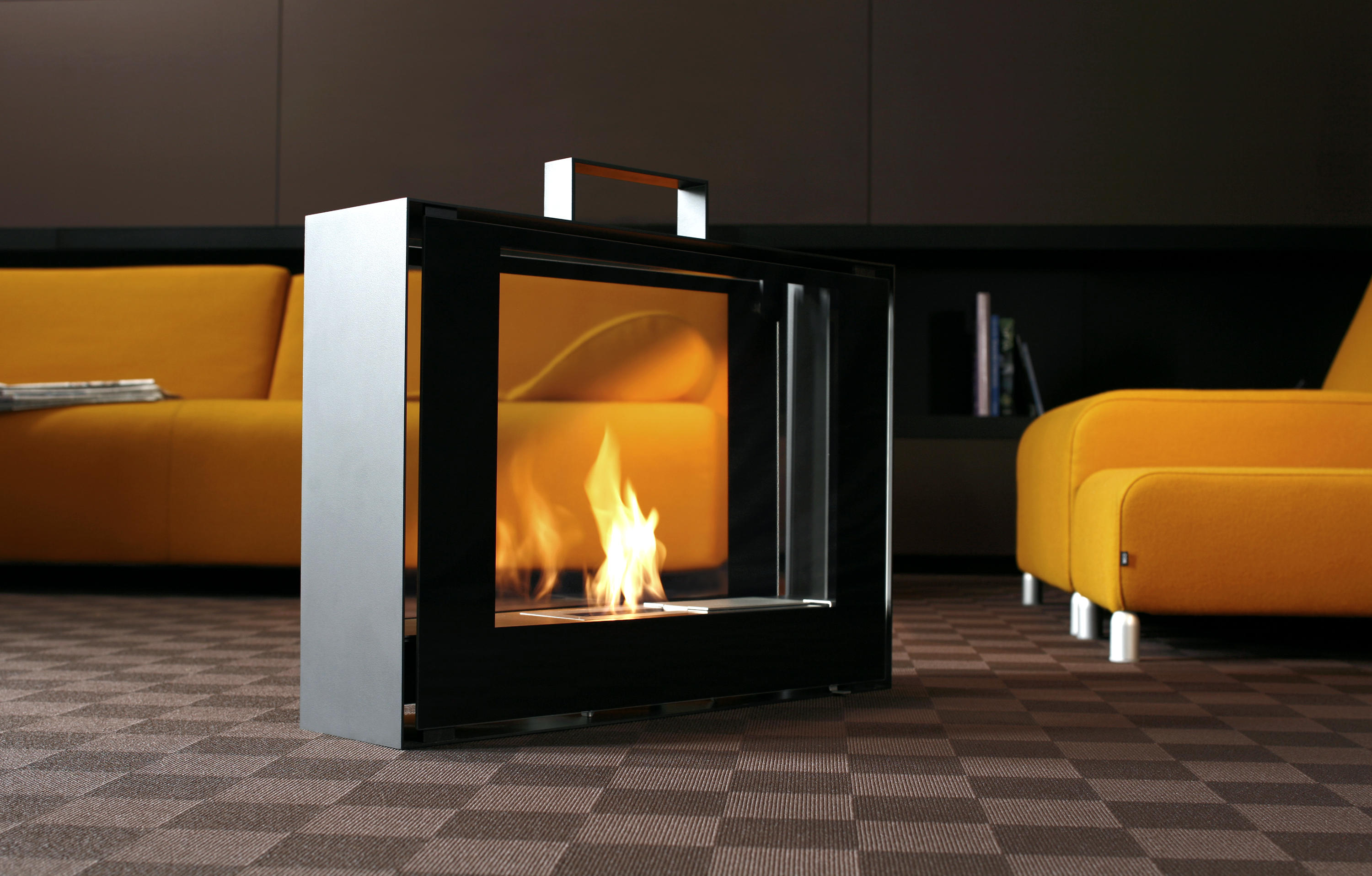 Kamin Mainz Restaurant Travelmate Ventless Fires From Conmoto Architonic