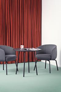 LOW NEST CHAIR - Visitors chairs / Side chairs from +Halle ...