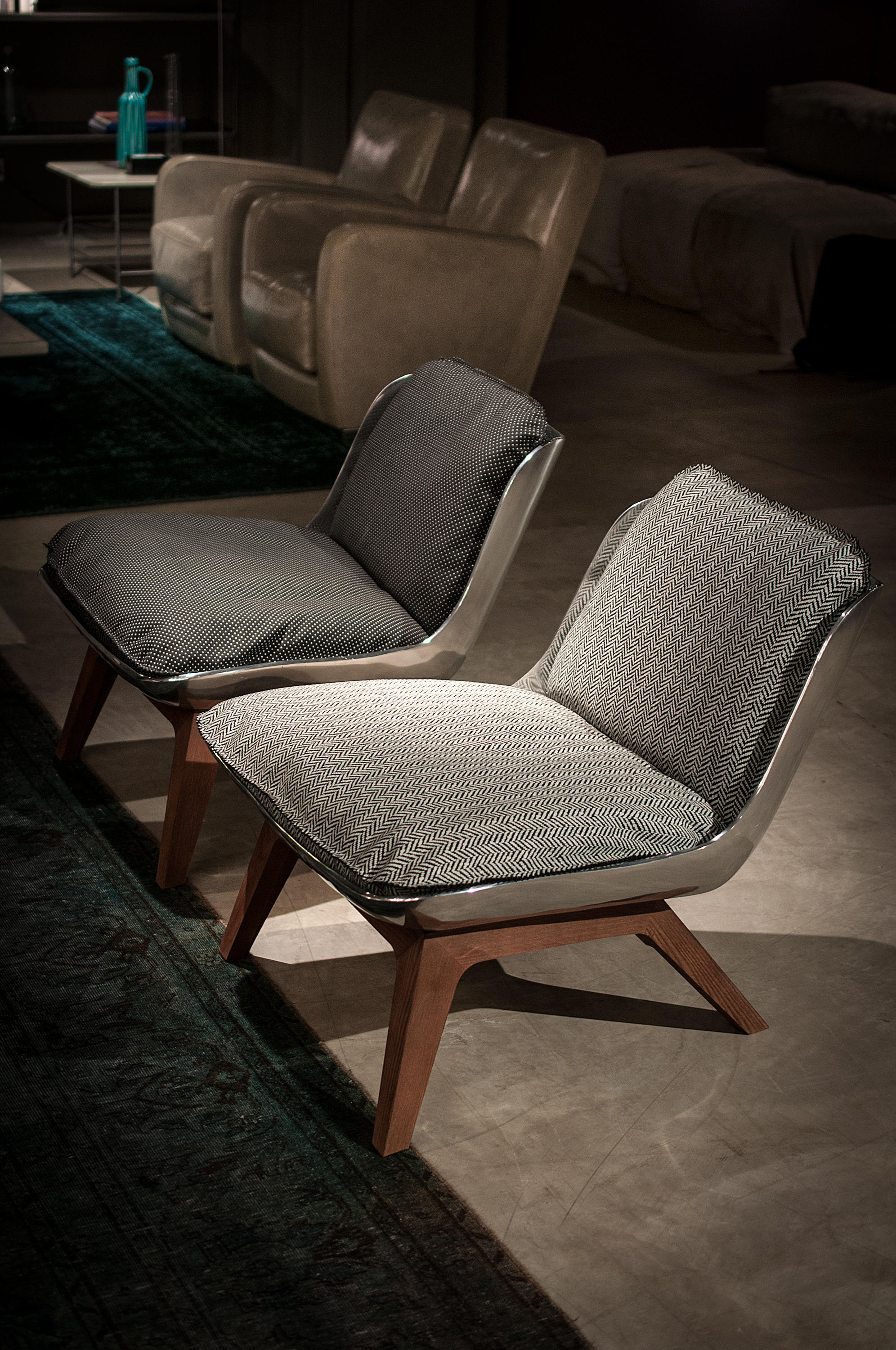 Houston Sessel Houston Armchair Armchairs From Baxter Architonic