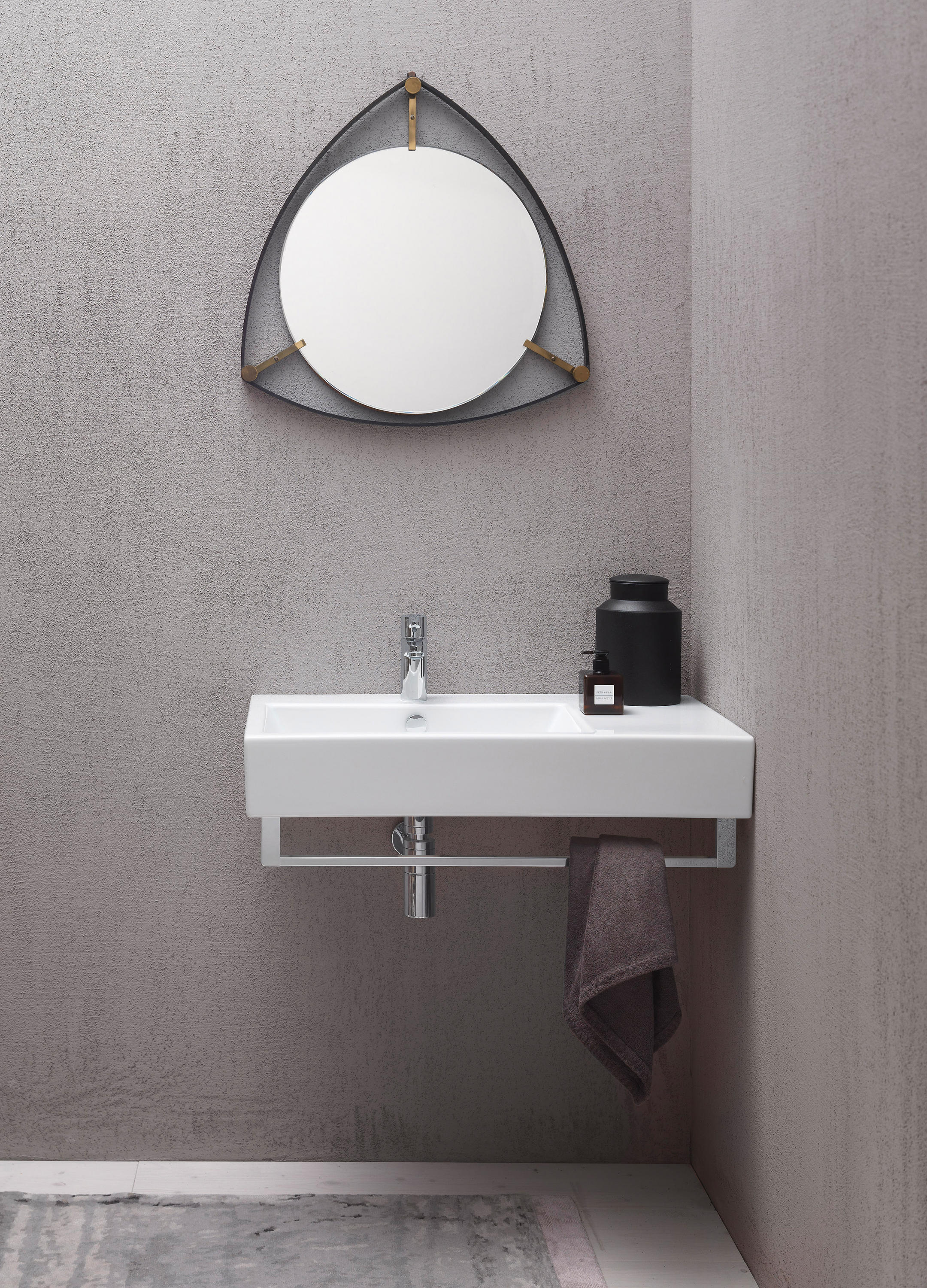 Aufsatzwaschbecken Installation Kube 37 Ti Washbasin Wash Basins From Gsi Ceramica Architonic
