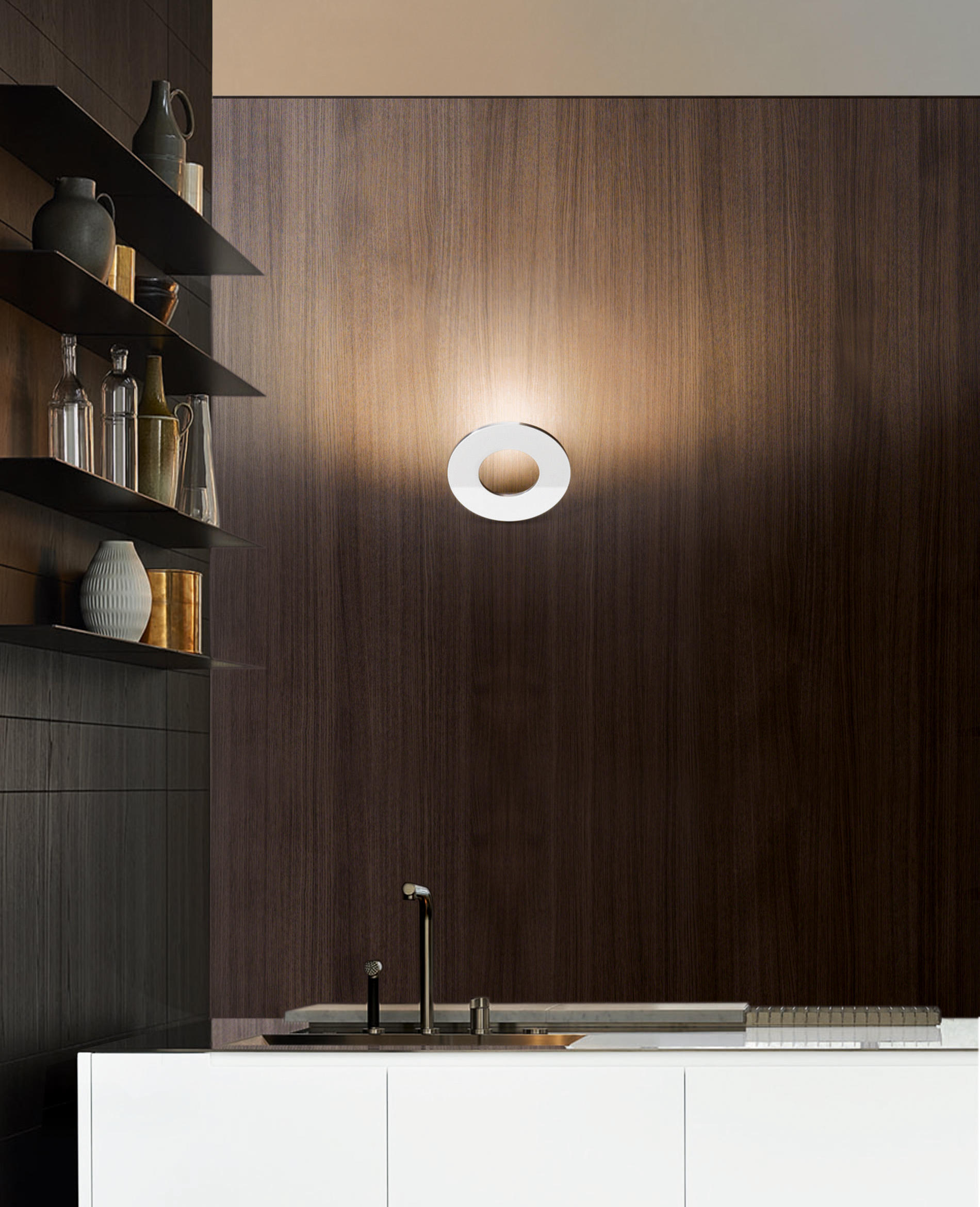 Foto Passepartout Passepartout Bianco Wall Lights From Cini Nils Architonic