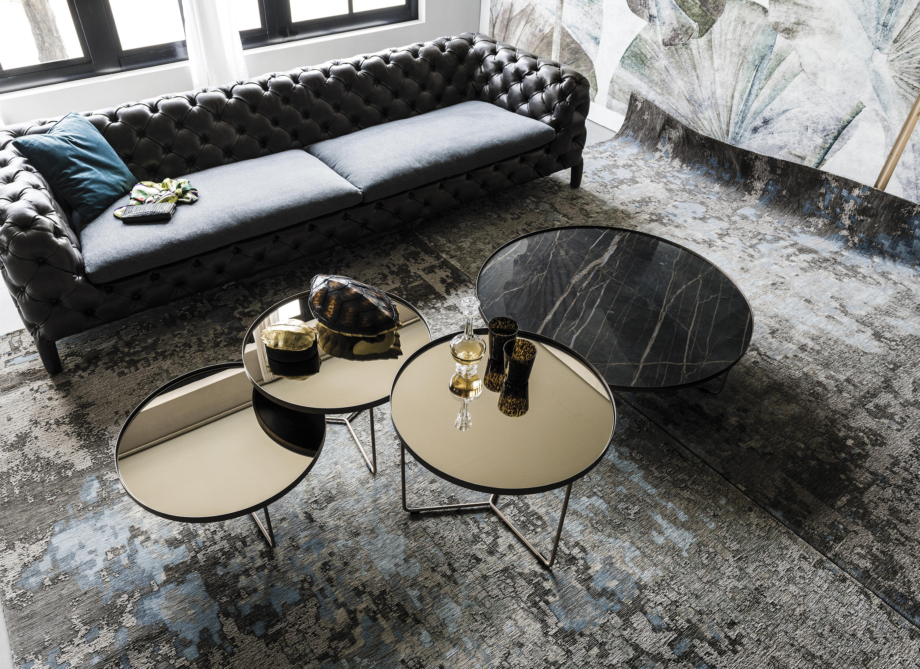 Billy Coffee Tables From Cattelan Italia Architonic