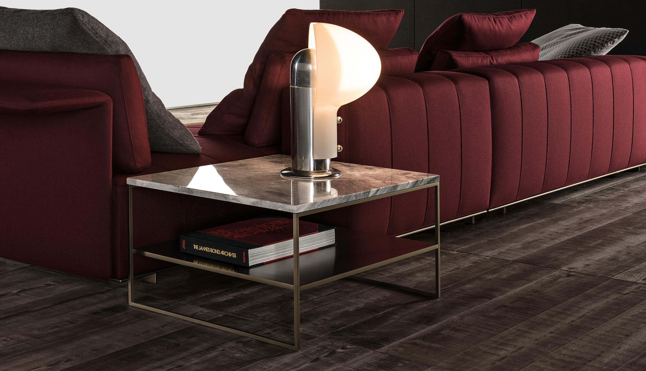 Couchtisch Bronze Calder Bronze Sideboard - Sideboards From Minotti | Architonic