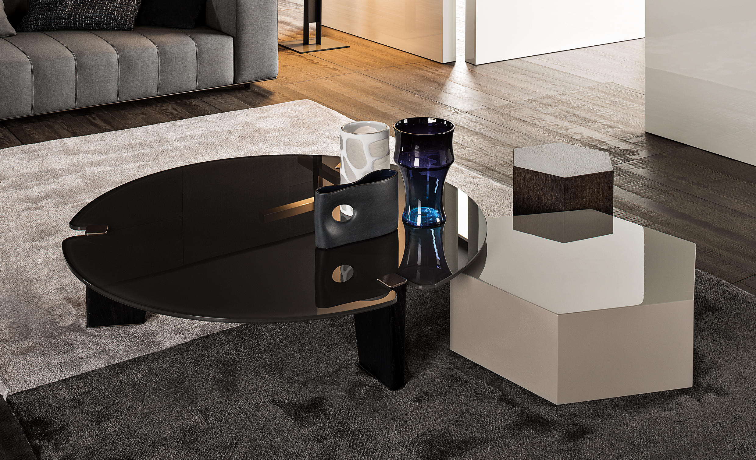 Minotti Couchtisch Jacob Coffee Table Coffee Tables From Minotti Architonic