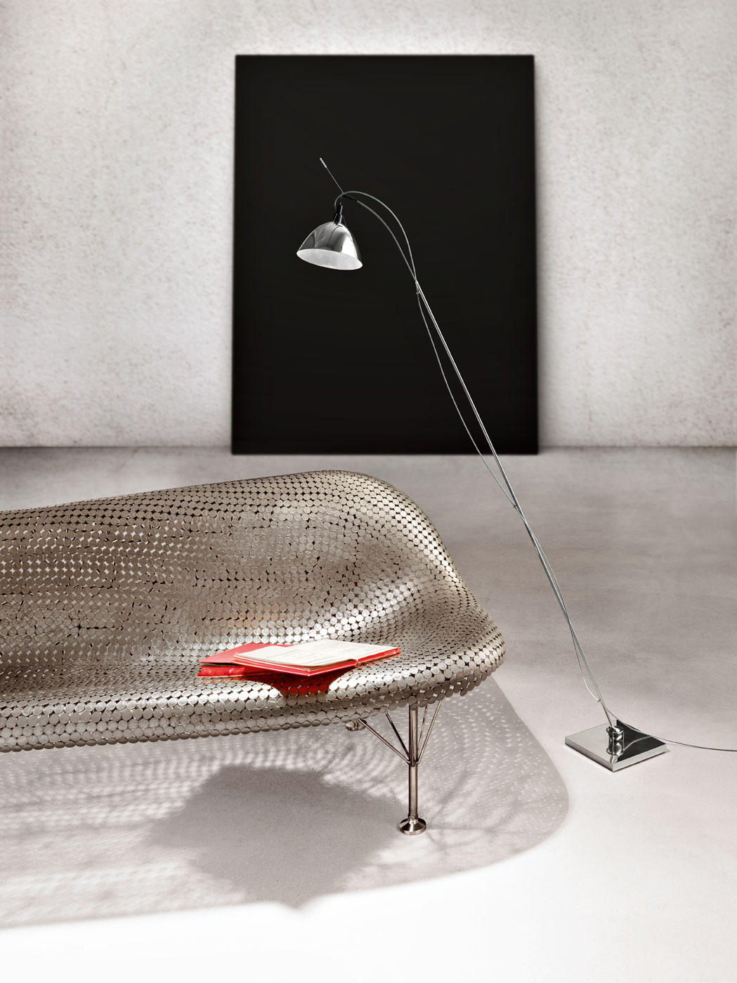 Ingo Maurer München Max.floor - Free-standing Lights From Ingo Maurer | Architonic