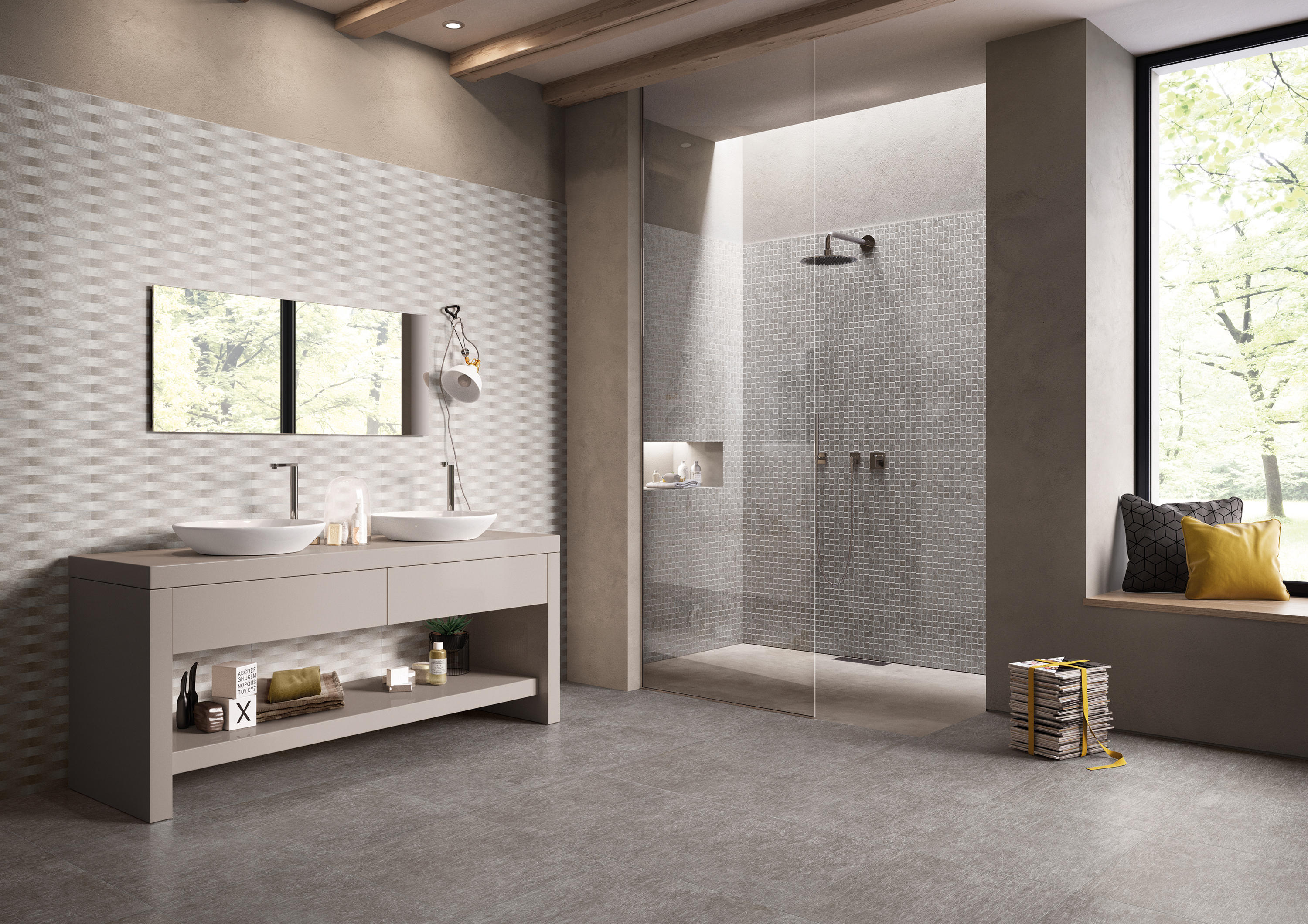 Bagno Tiles Metal It Black Nickel Ceramic Tiles From Emilgroup Architonic