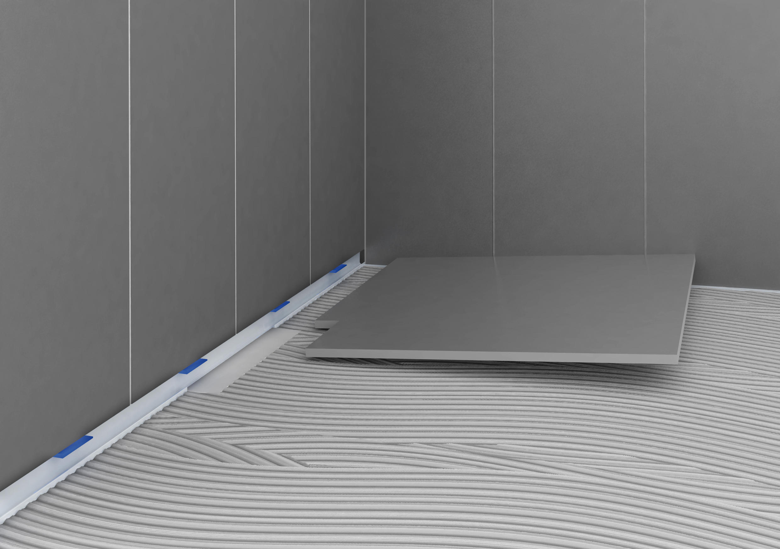 Duschrinne Dallmer Cerawall Select Cerawall Individual Plate Drains From Dallmer Architonic