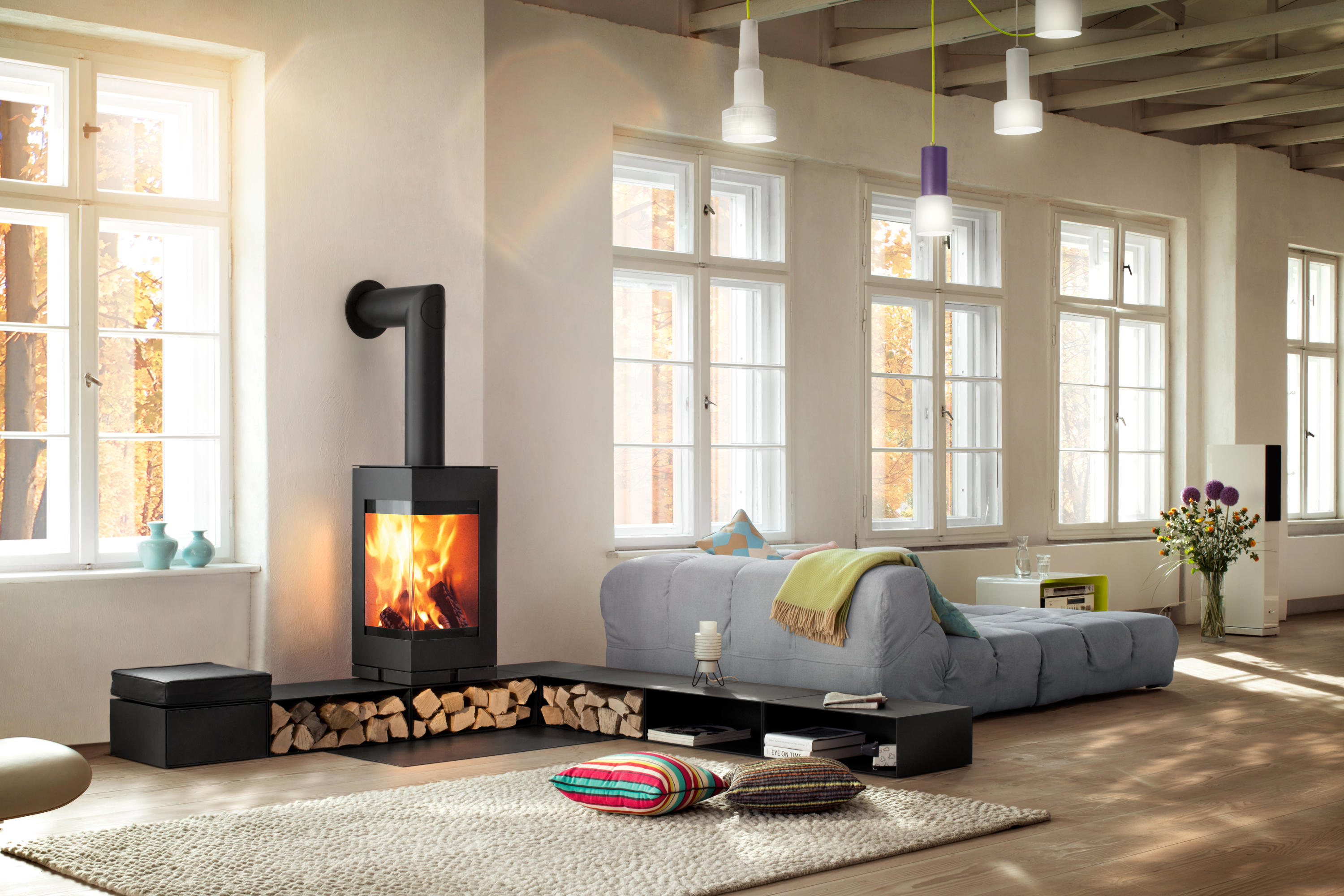 Sideboard 180 Elements Rund - Stoves From Skantherm | Architonic