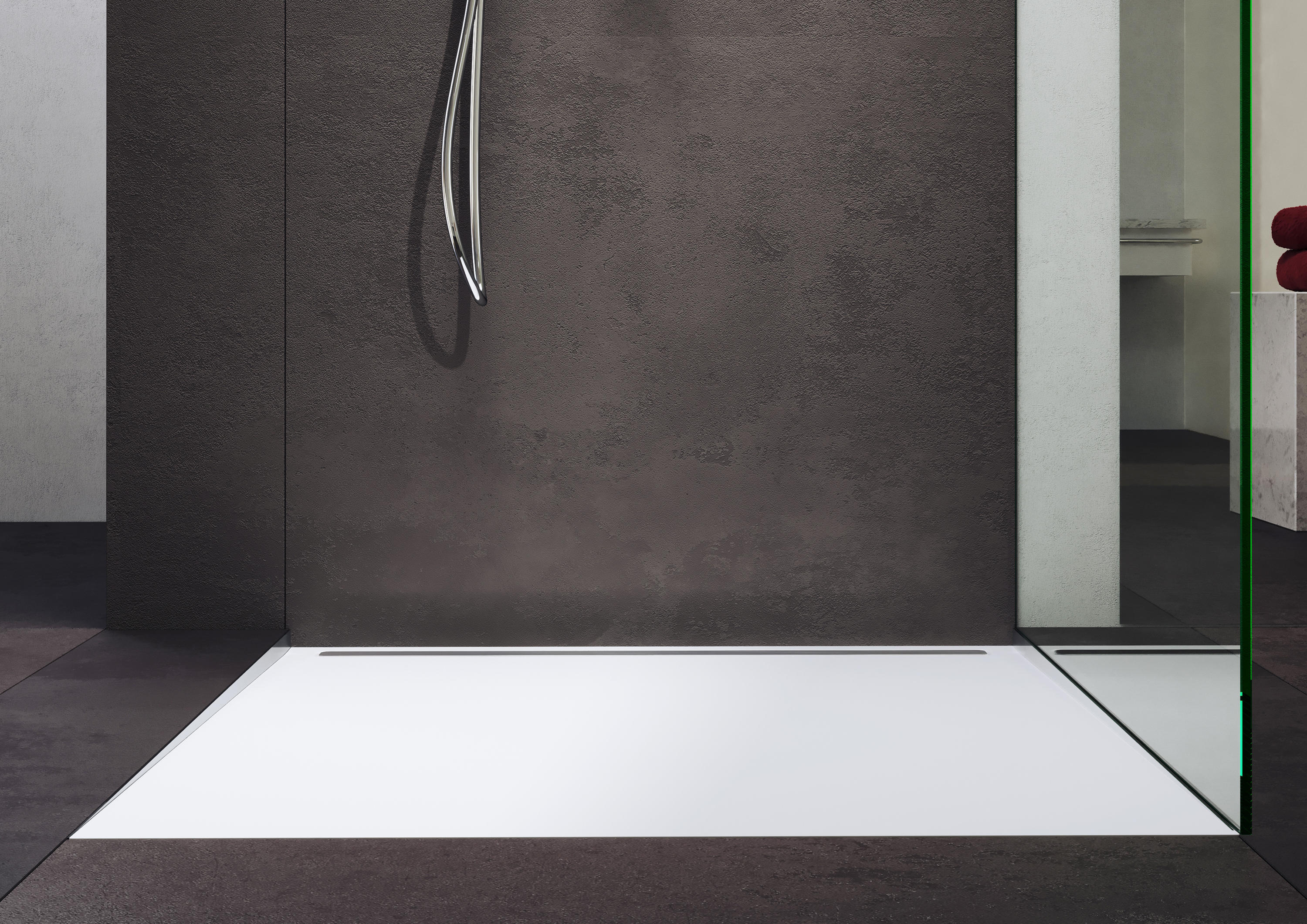 Kaldewei Xetis Nexsys Shower Trays From Kaldewei Architonic