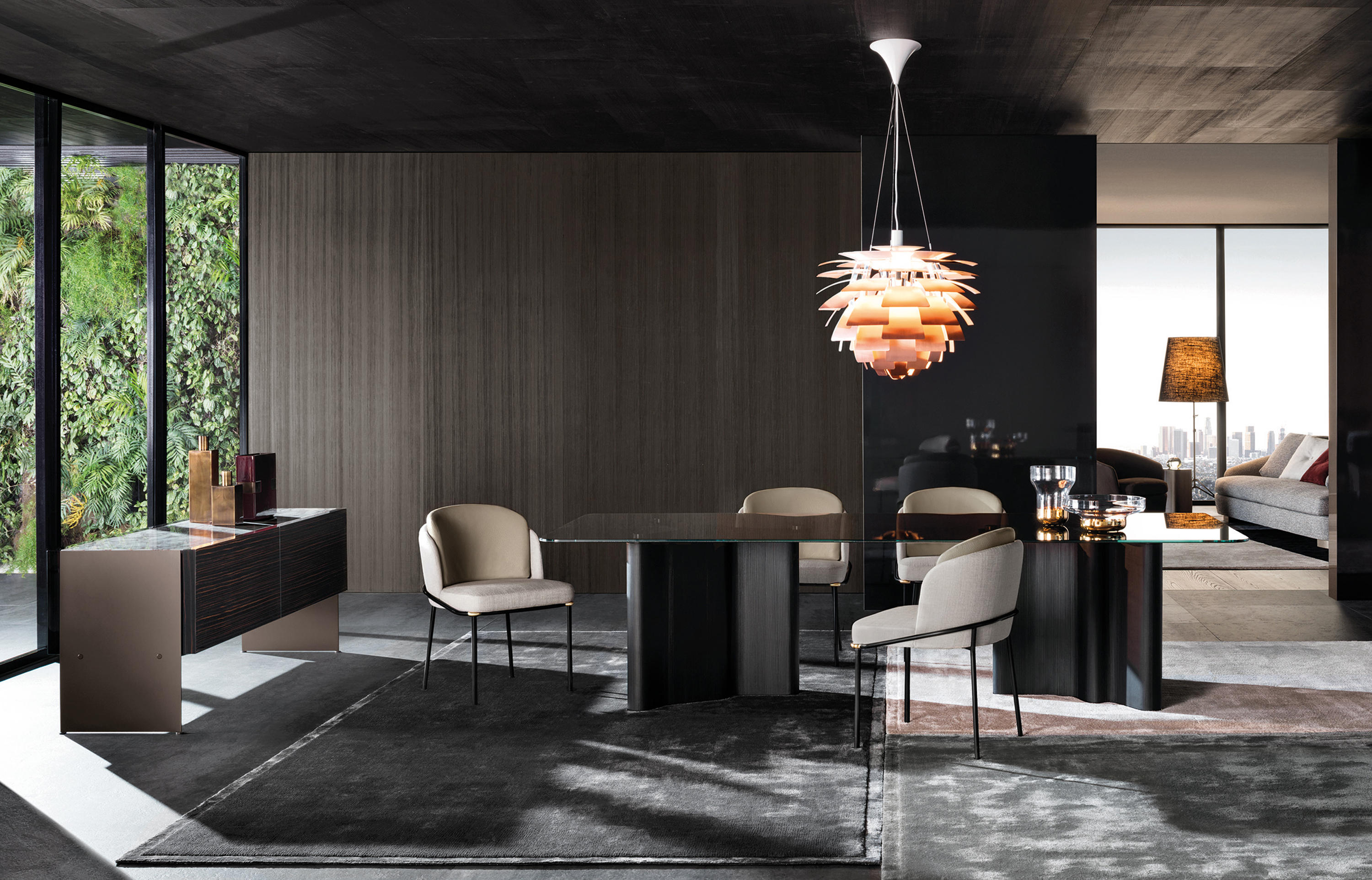 Designer Sideboard Lou Sideboard - Sideboards From Minotti | Architonic