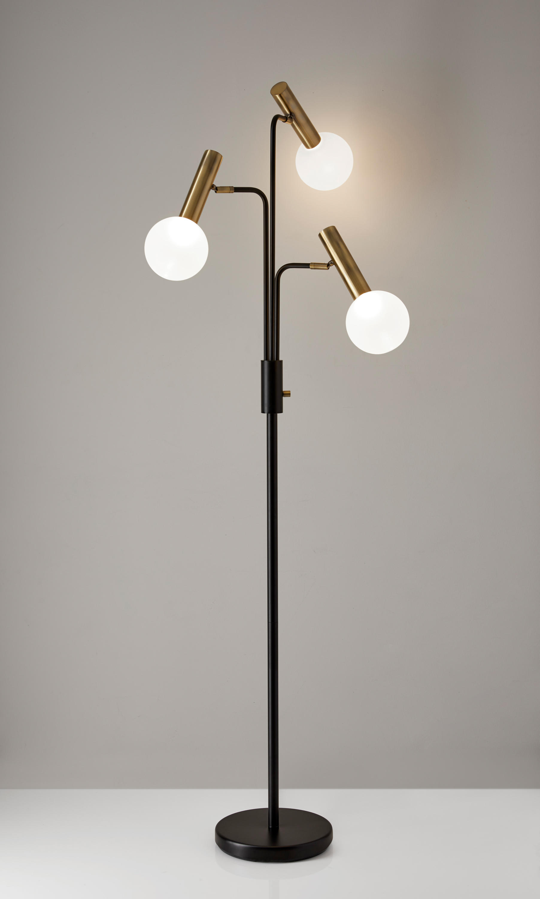 Ambient Floor Lamp Sinclair Led Floor Lamp General Lighting From Ads360