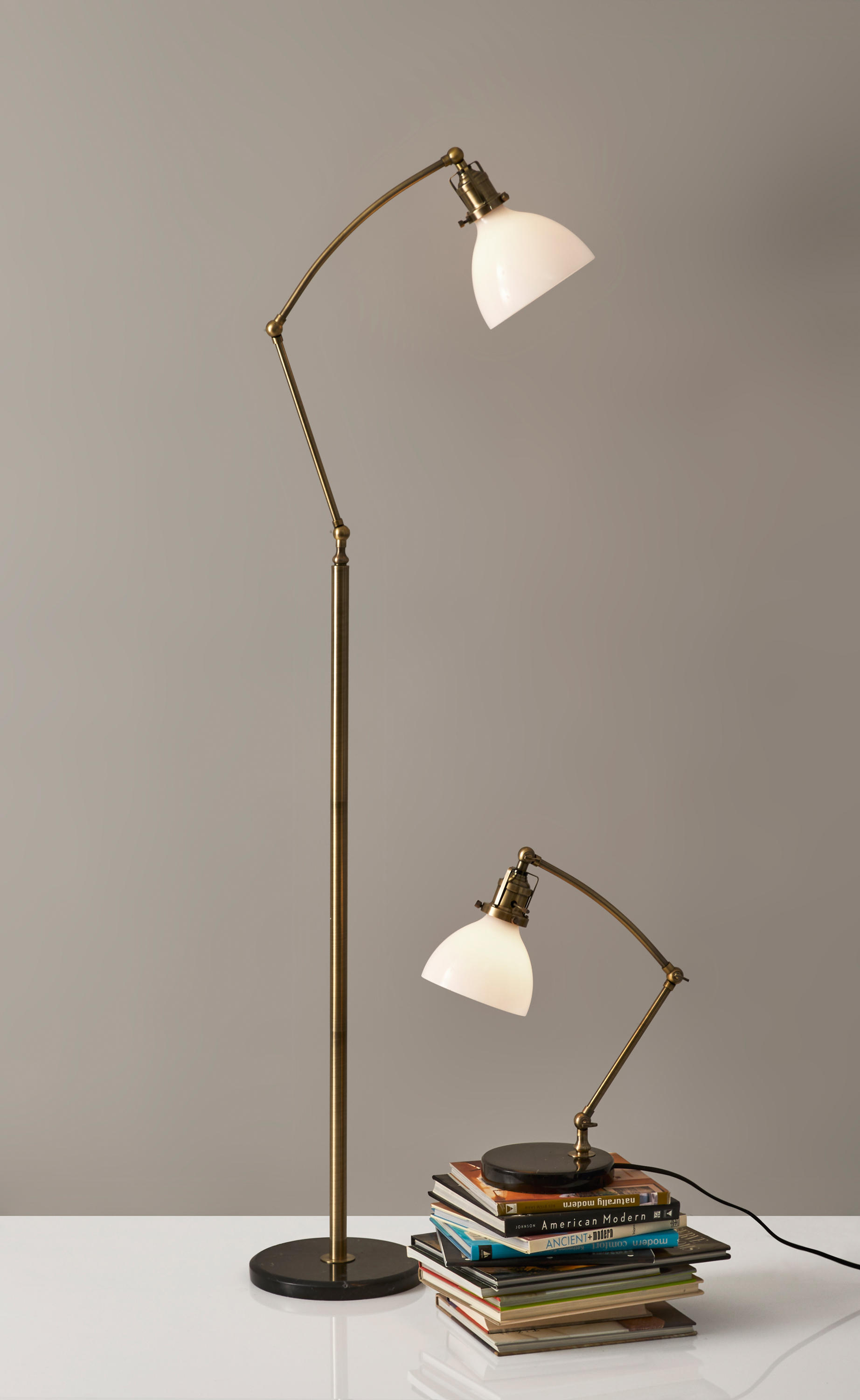 Ambient Floor Lamp Spencer Arc Lamp Free Standing Lights From Ads360
