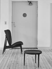 GHOST COFFEE TABLE - BLACK - Couchtische von NORR11 ...