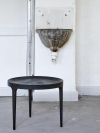 GHOST COFFEE TABLE: BLACK - Lounge tables from NORR11 ...