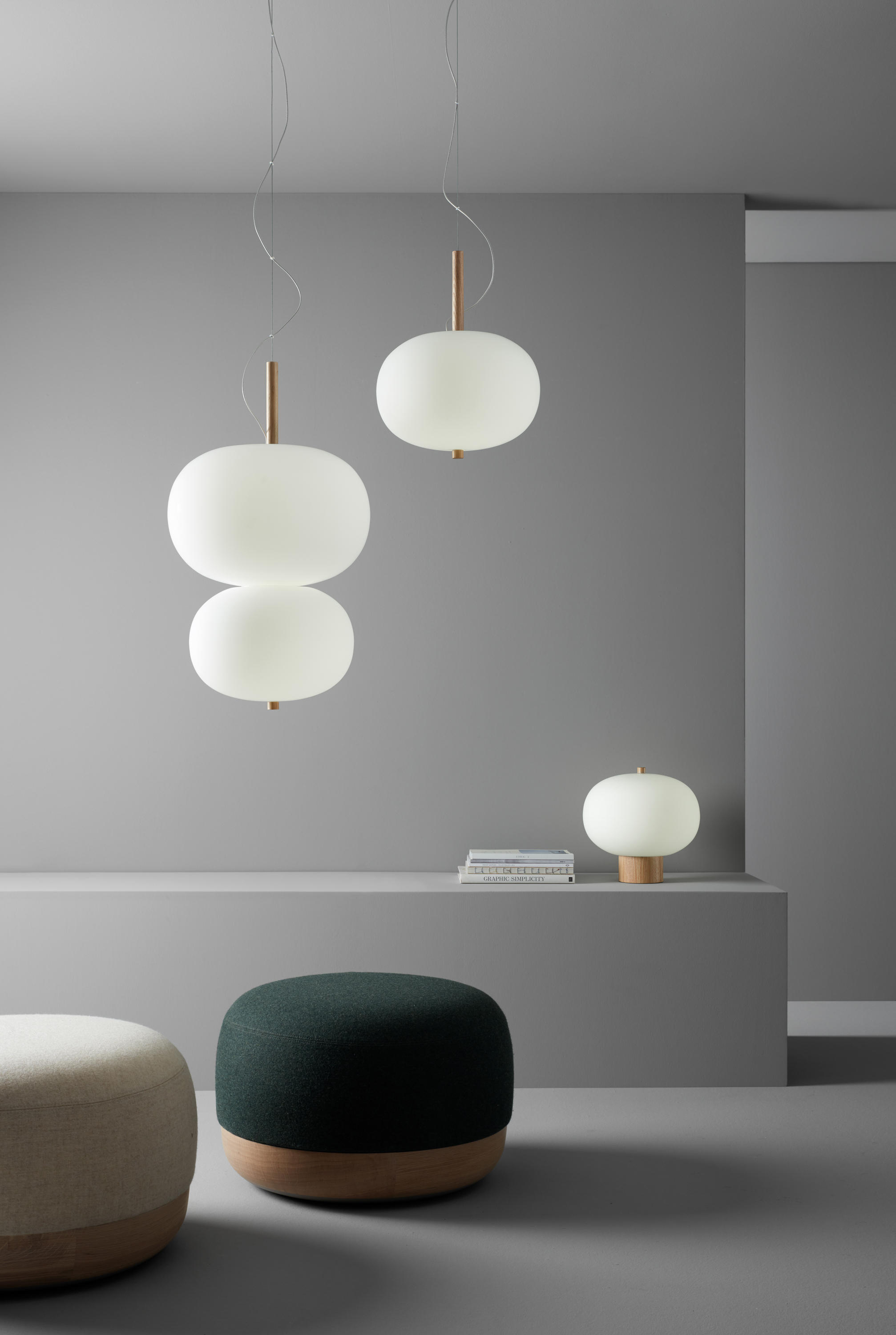 Suspension Verre Boule Ilargi Pendant - Suspensions De Grok | Architonic
