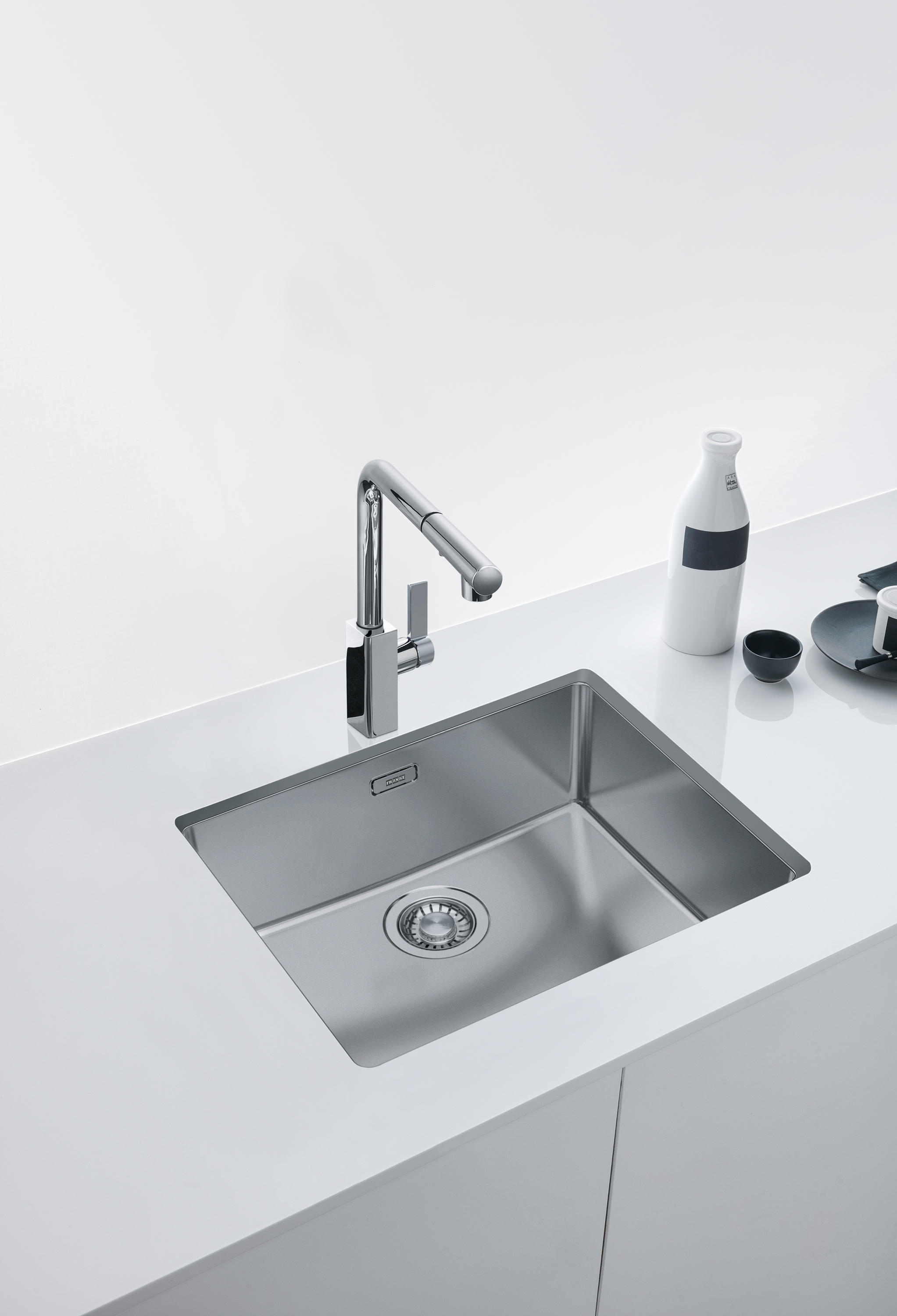 Franke Lavelli Inox Maris Sink Mrx 110 34 Stainless Steel Kitchen Sinks From Franke
