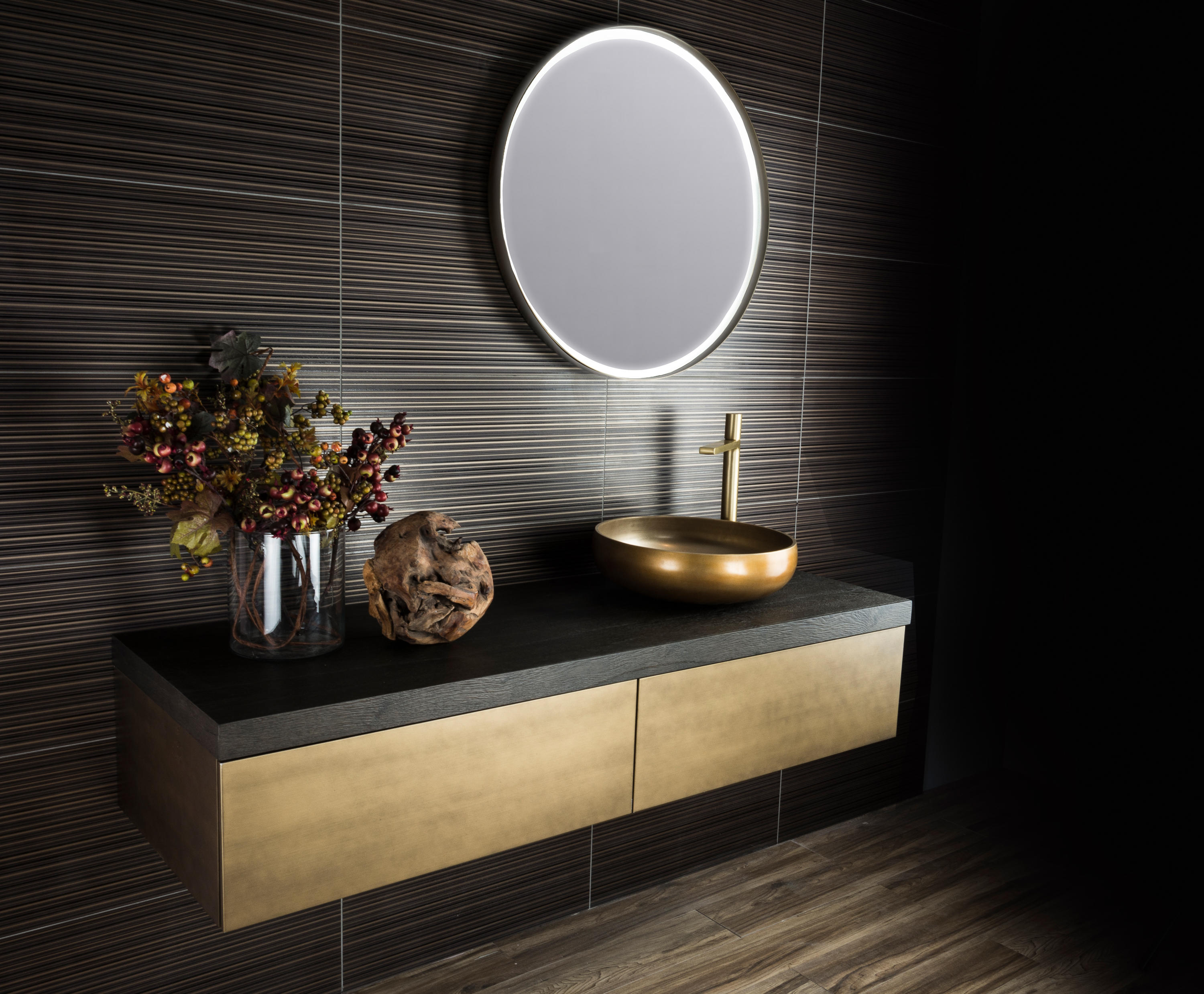 Bagno Design Bradford Monroe Countertop 710mm Wood Panels From Bagnodesign Architonic