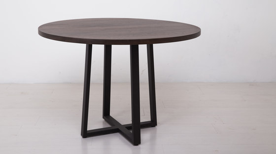 Essentials Round Dining Table Dining Tables From Uhuru