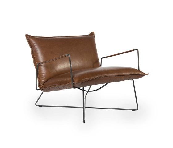 Jess Design Cuscini Earl With Armrest - Lounge Chairs From Jess Design