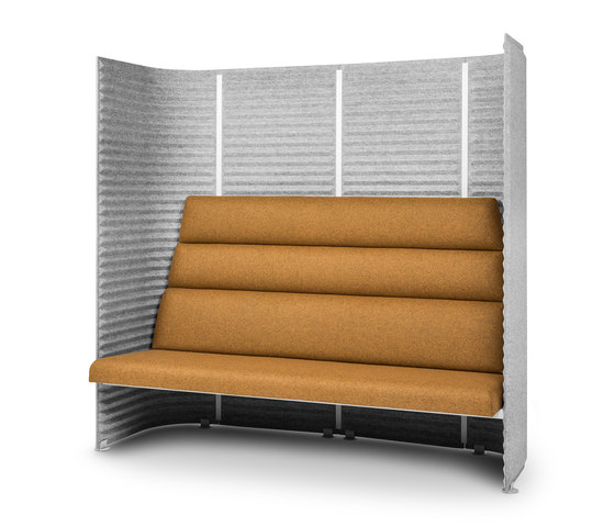 Seats And Sofas Adresse Soundroom - Sofas Von Noti | Architonic