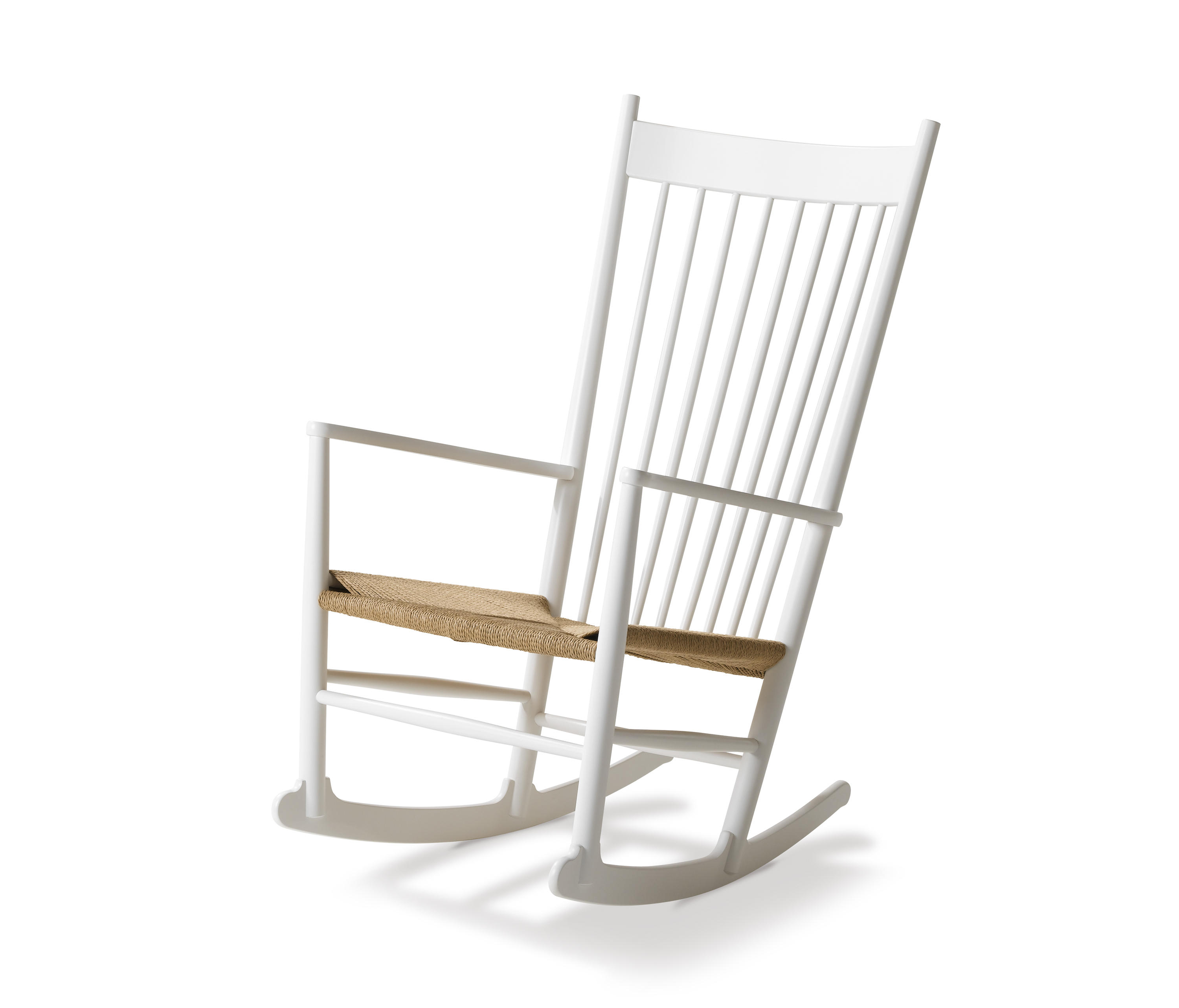 Rocking Sessel J16 Rocking Chair Sessel Von Fredericia Furniture