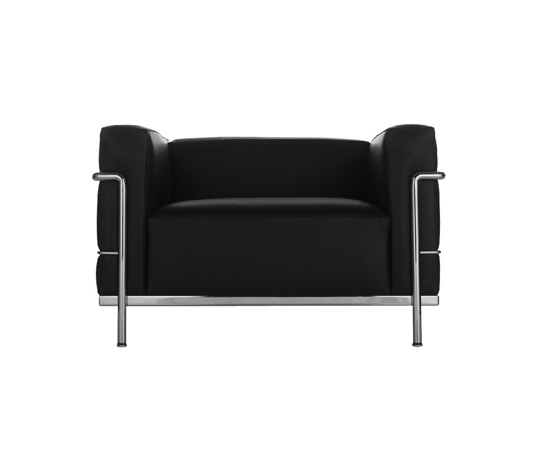 Le Corbusier Sessel Lc3 Sessel Sessel Von Cassina Architonic