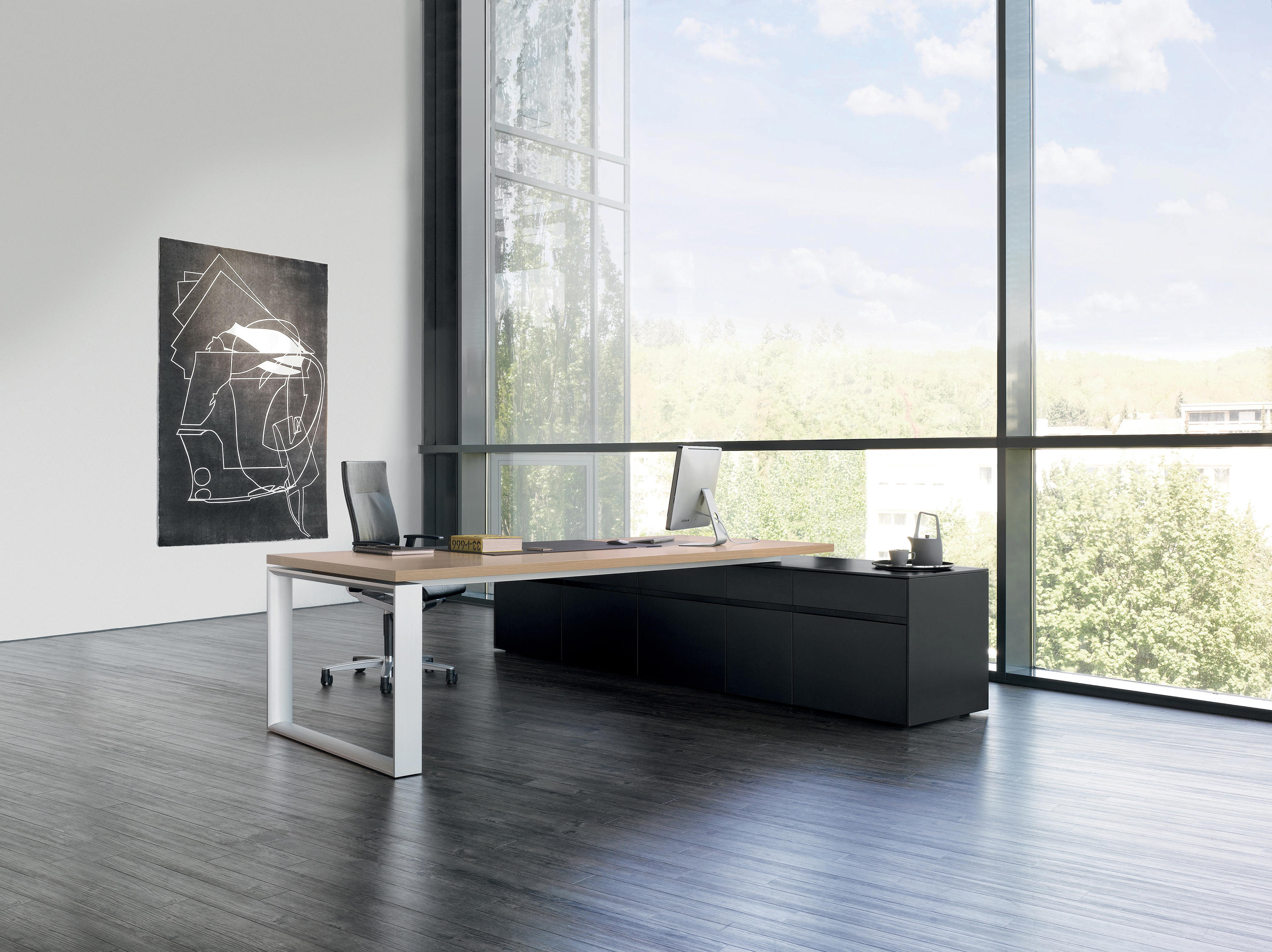 Meuble Sono Sono Table Executive Desks From Renz Architonic