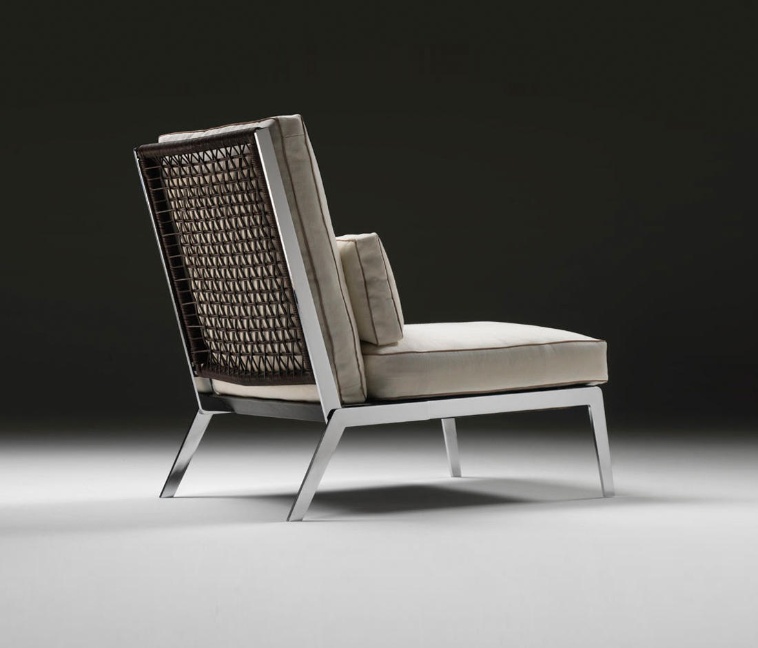 Flexform Sessel Happy Armchair Lounge Chairs From Flexform Architonic