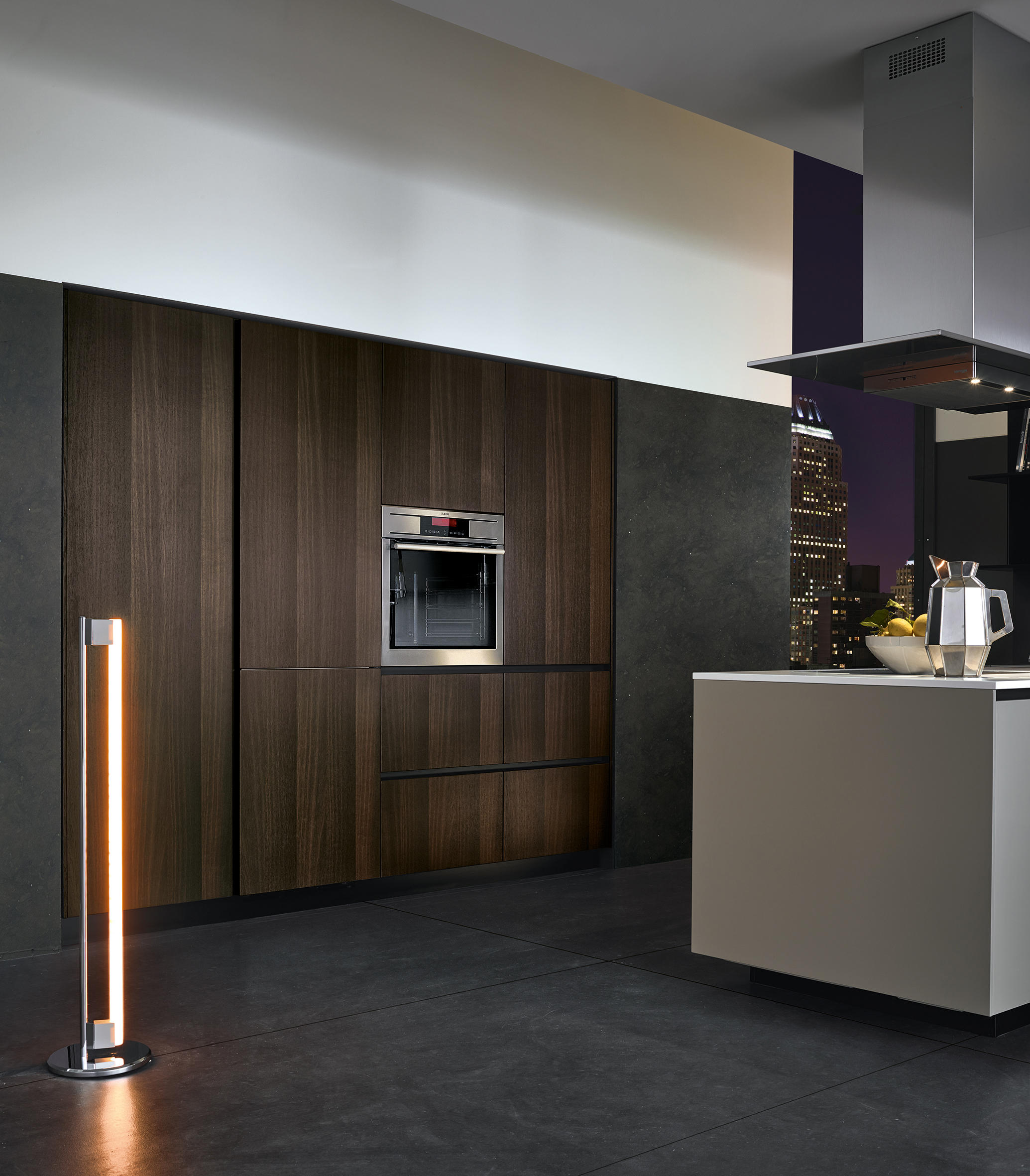Cuisine Varenna Alea Fitted Kitchens From Varenna Poliform Architonic