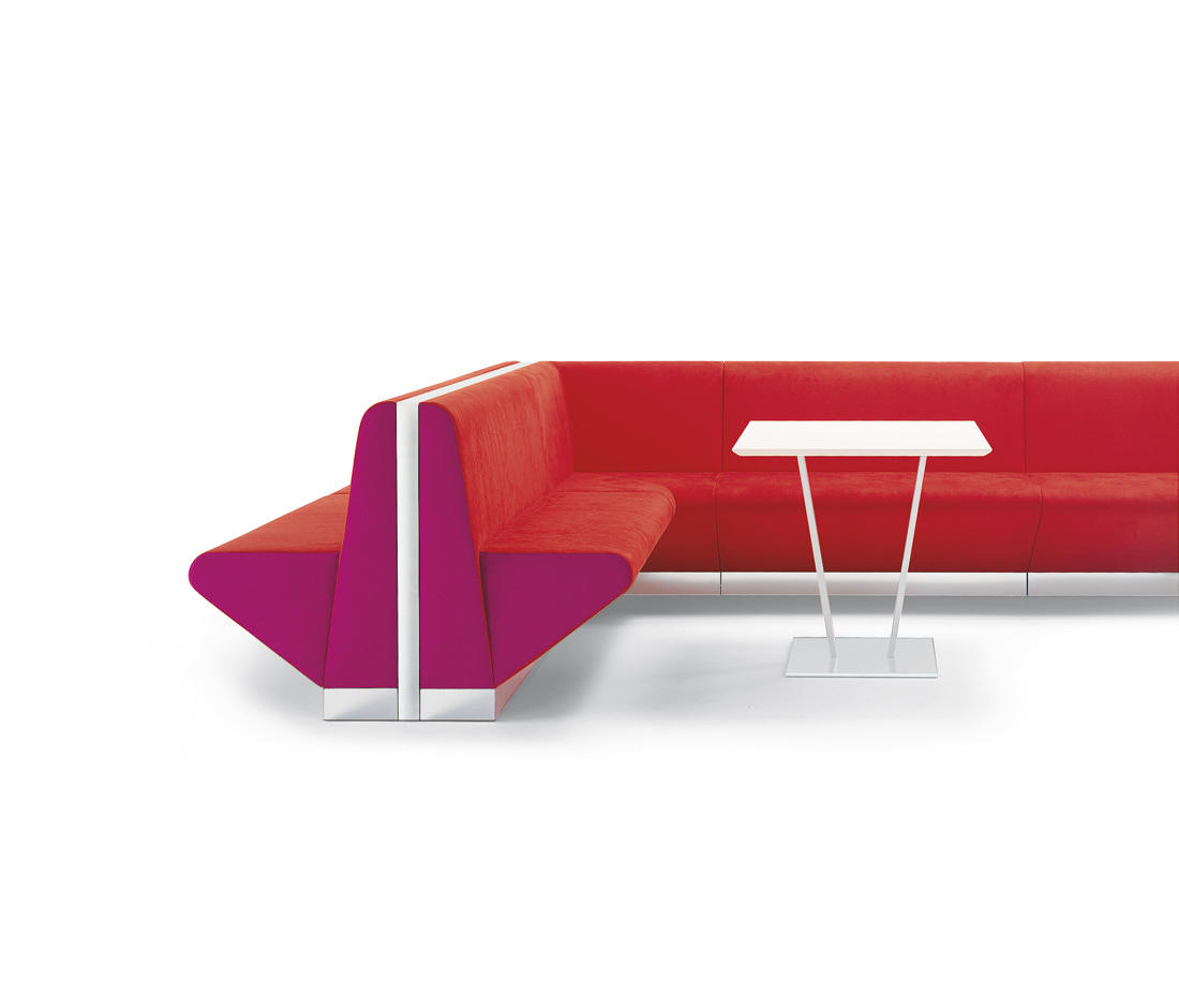 Hochbank Bar Jo Bar Benches From Segis Architonic